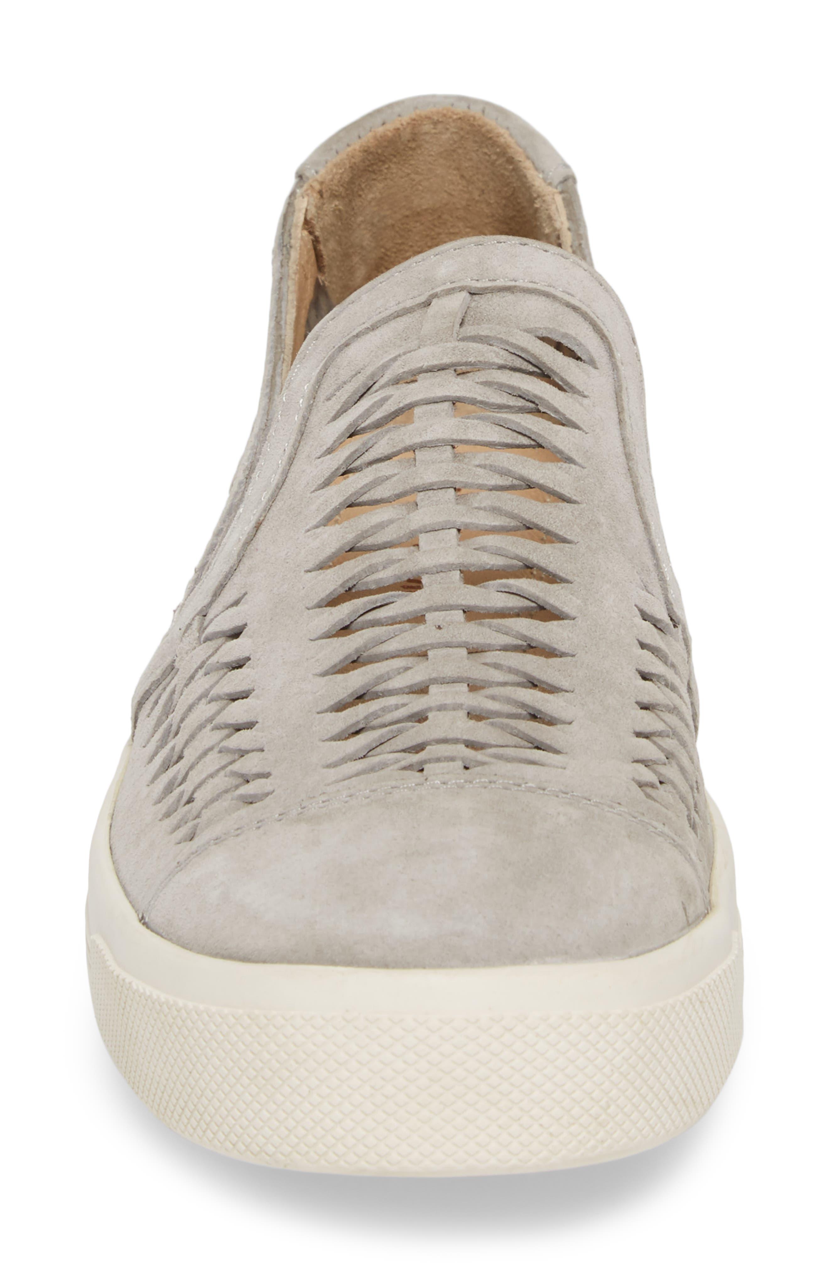 Gabbie Slip-On Sneaker,                             Alternate thumbnail 4, color,                             025