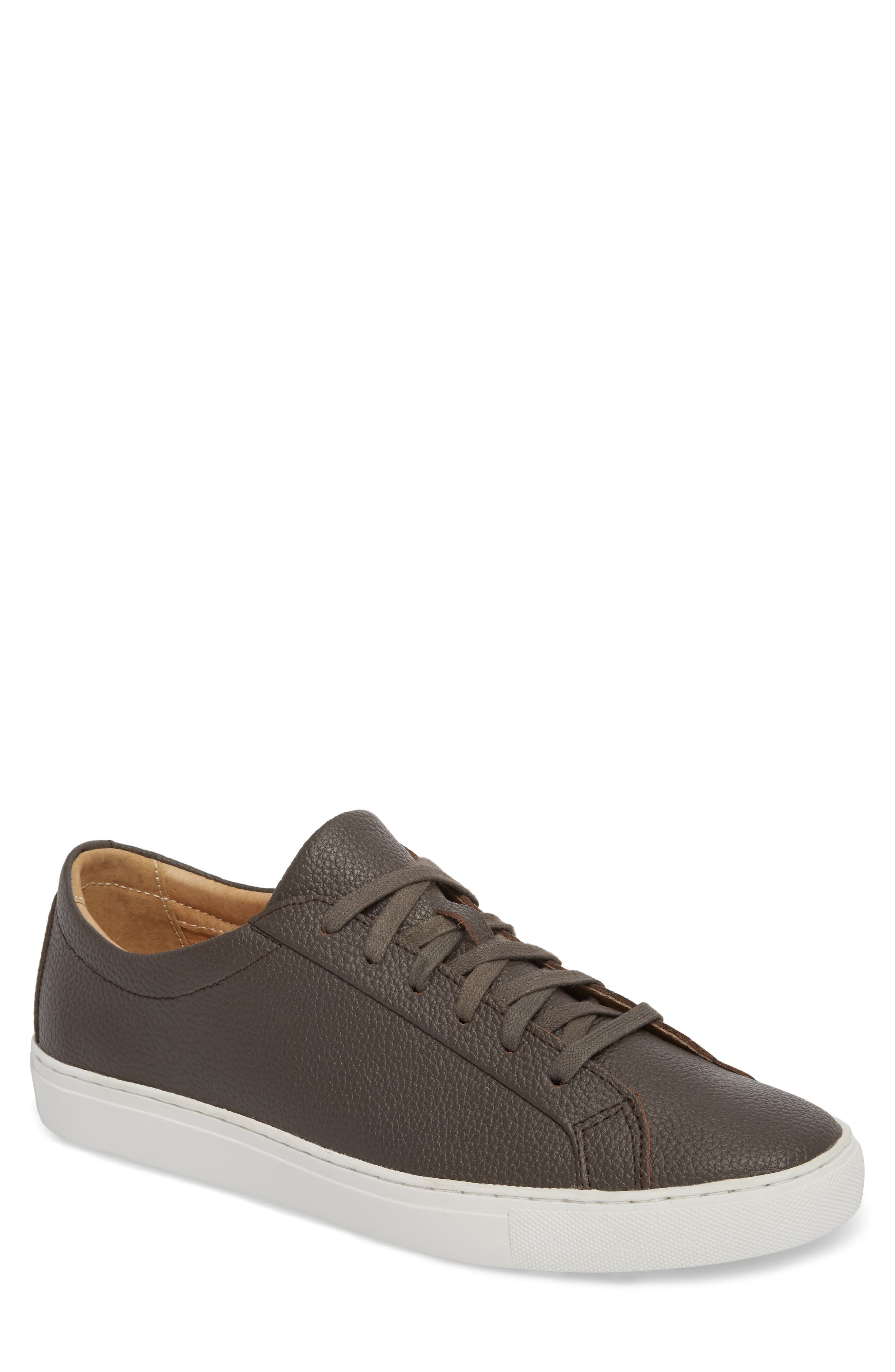 Kennedy Low Top Sneaker,                             Main thumbnail 1, color,                             FALCON LEATHER