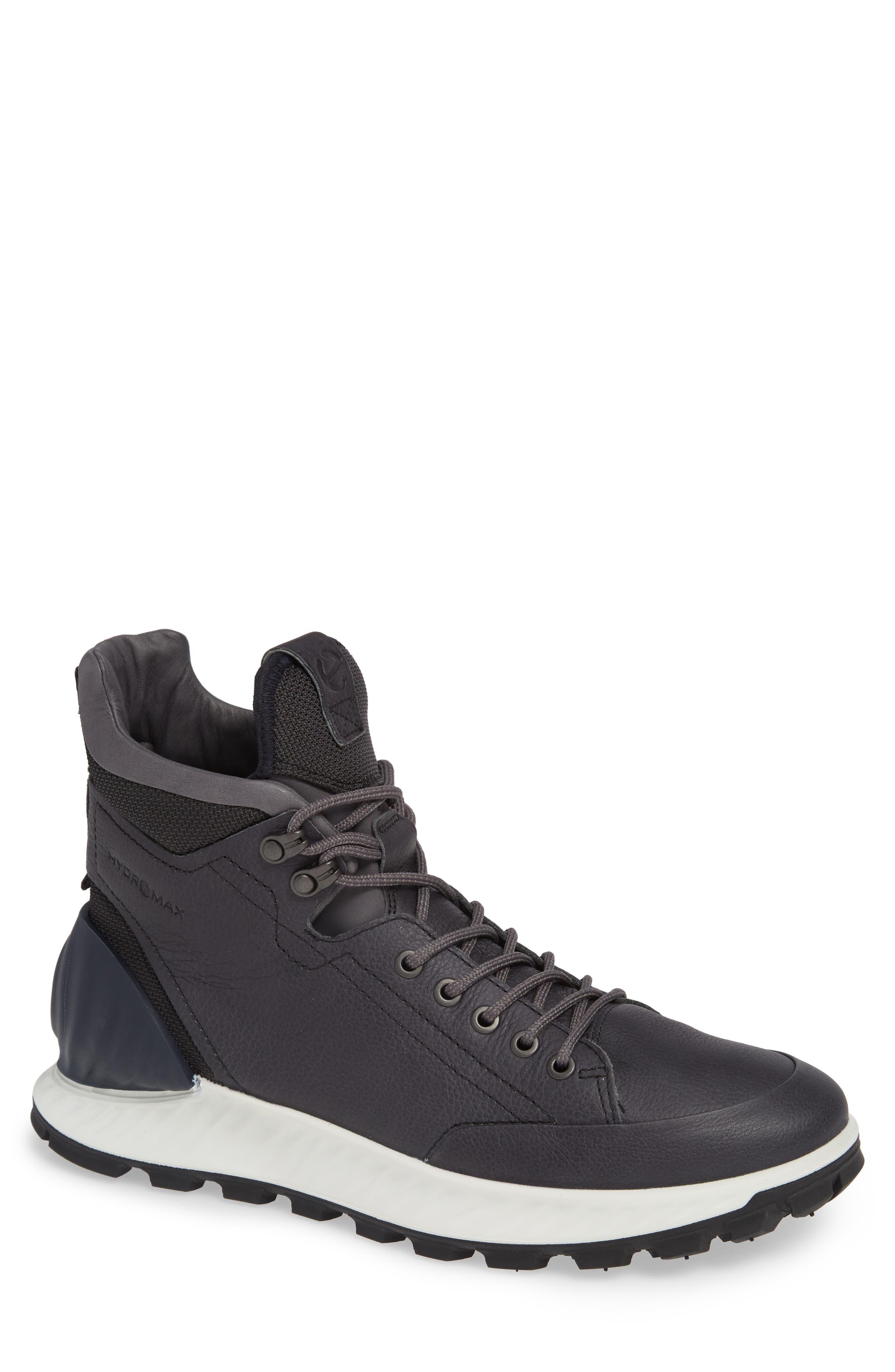 Ecco Exostrike Hydromax Boot, Grey