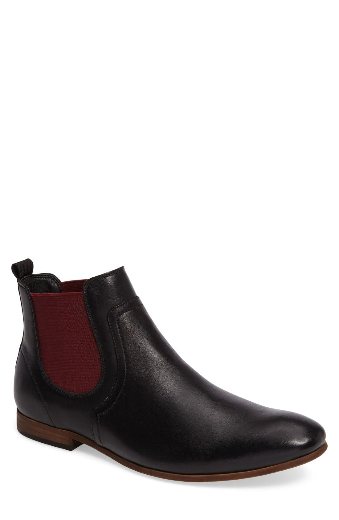 Brysen Chelsea Boot,                             Main thumbnail 1, color,