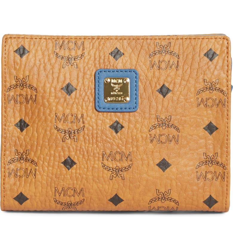 13a8332846c MCM Small Visetos Zip Pouch (Nordstrom Exclusive)