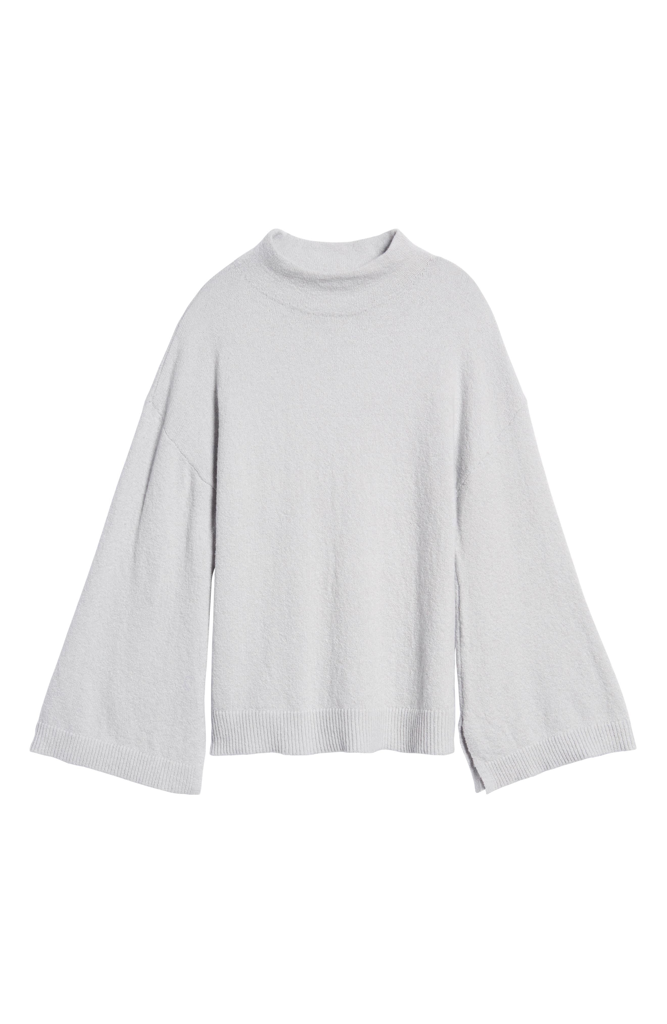 Dolman Sleeve Sweater,                             Alternate thumbnail 23, color,