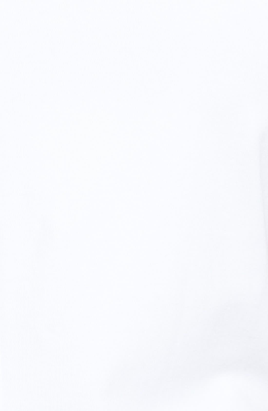 'Modern Perfect' Knit Tank,                             Alternate thumbnail 7, color,                             PAPER WHITE