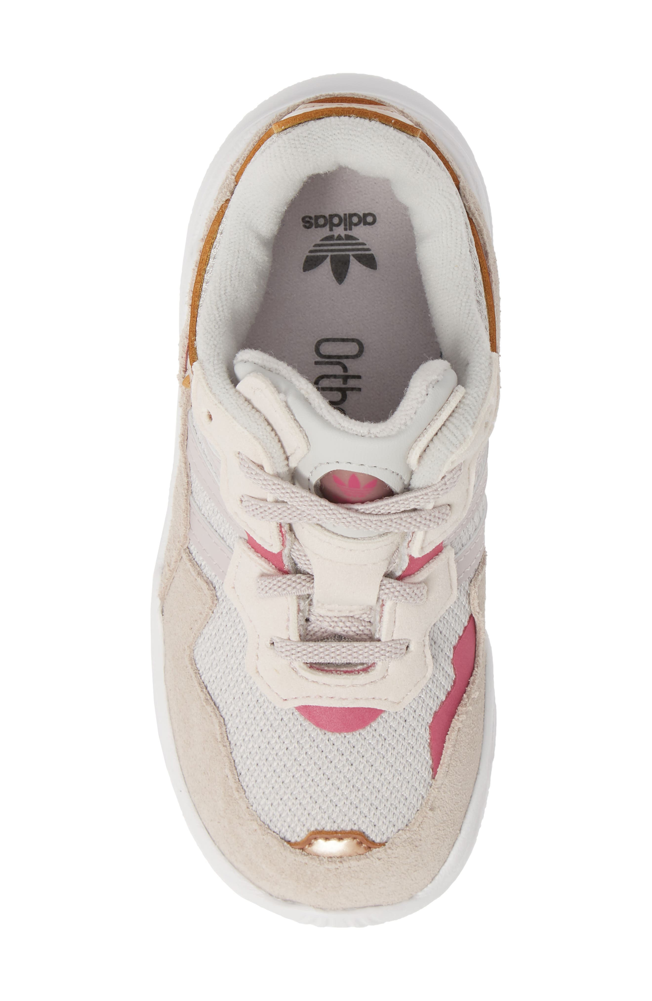 Yung-96 Sneaker,                             Alternate thumbnail 5, color,                             GREY TWO/ ORCHID/ TRUE PINK