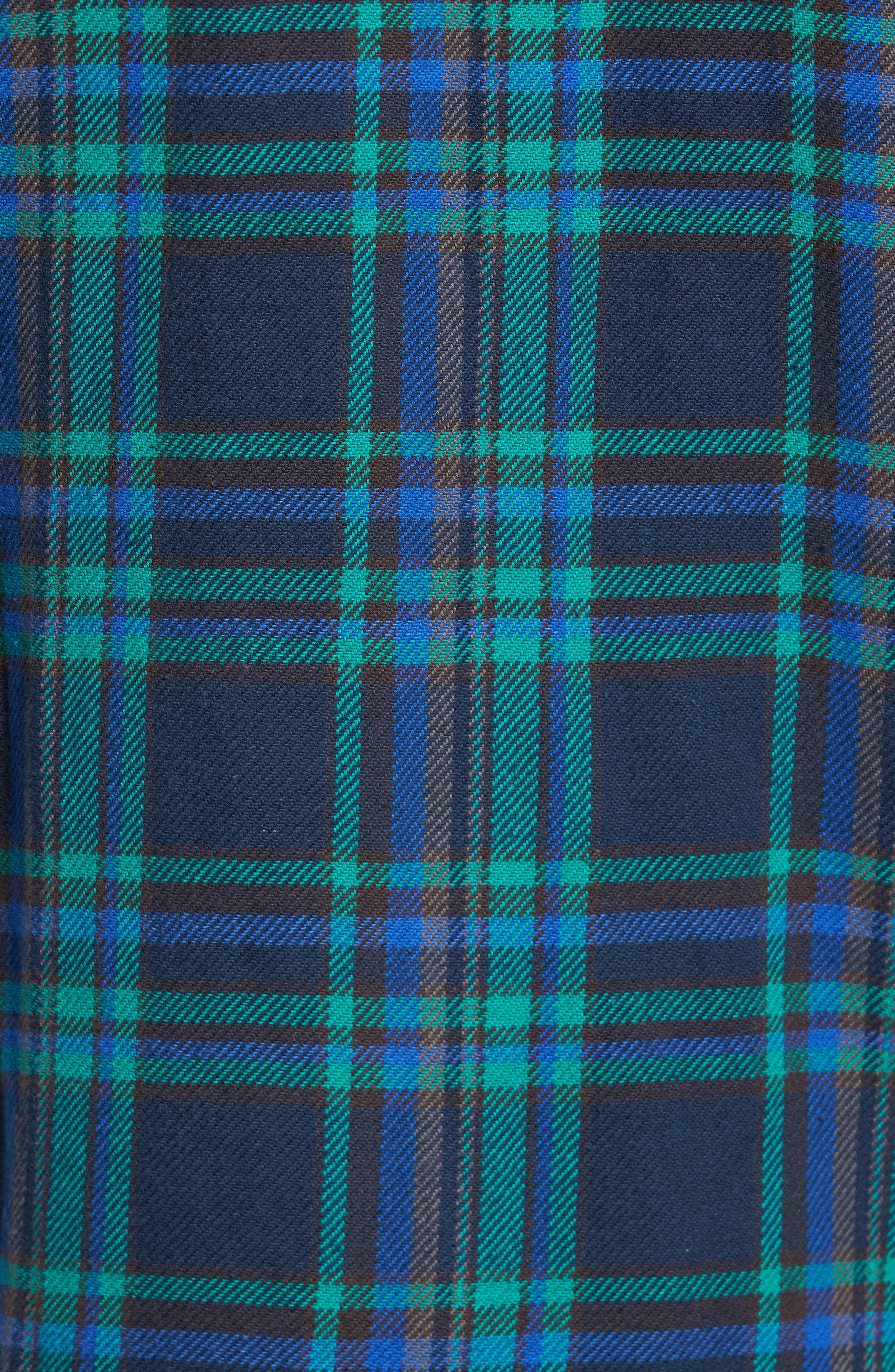 Camino Flannel Shirt,                             Alternate thumbnail 15, color,