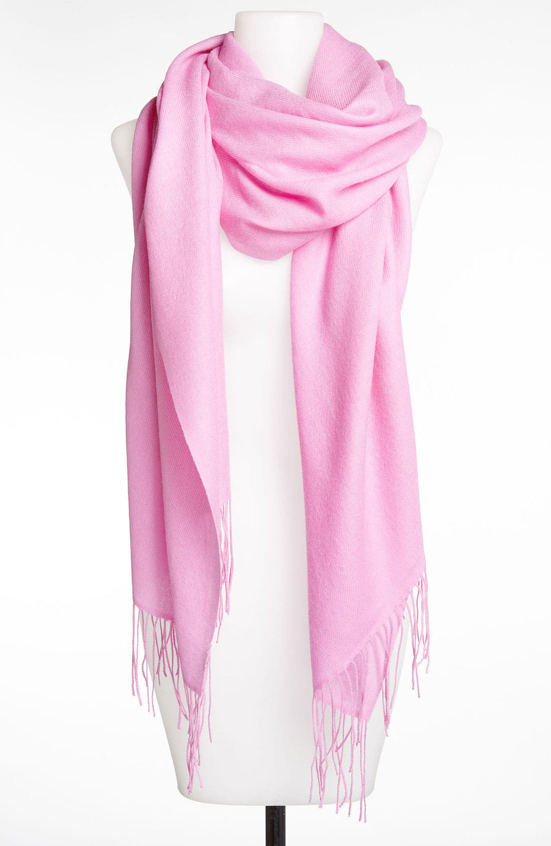 Tissue Weight Wool & Cashmere Wrap,                             Main thumbnail 147, color,