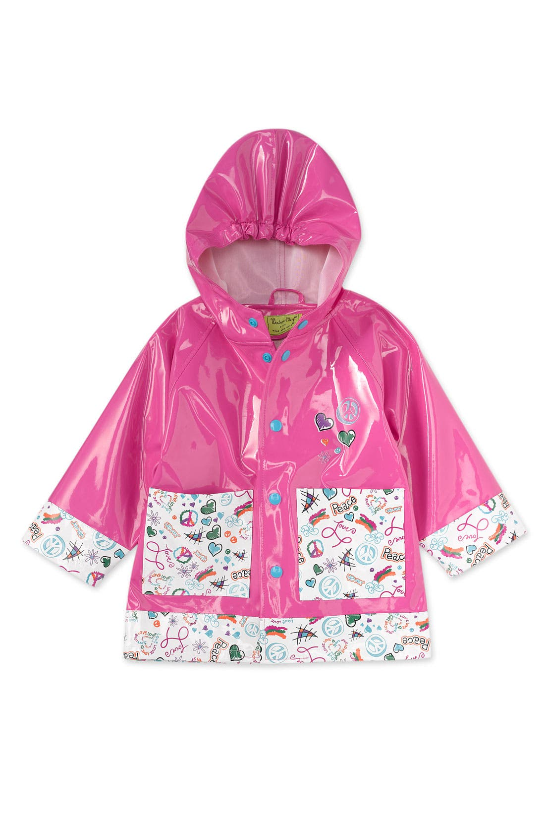 'Monster' Raincoat,                             Main thumbnail 16, color,