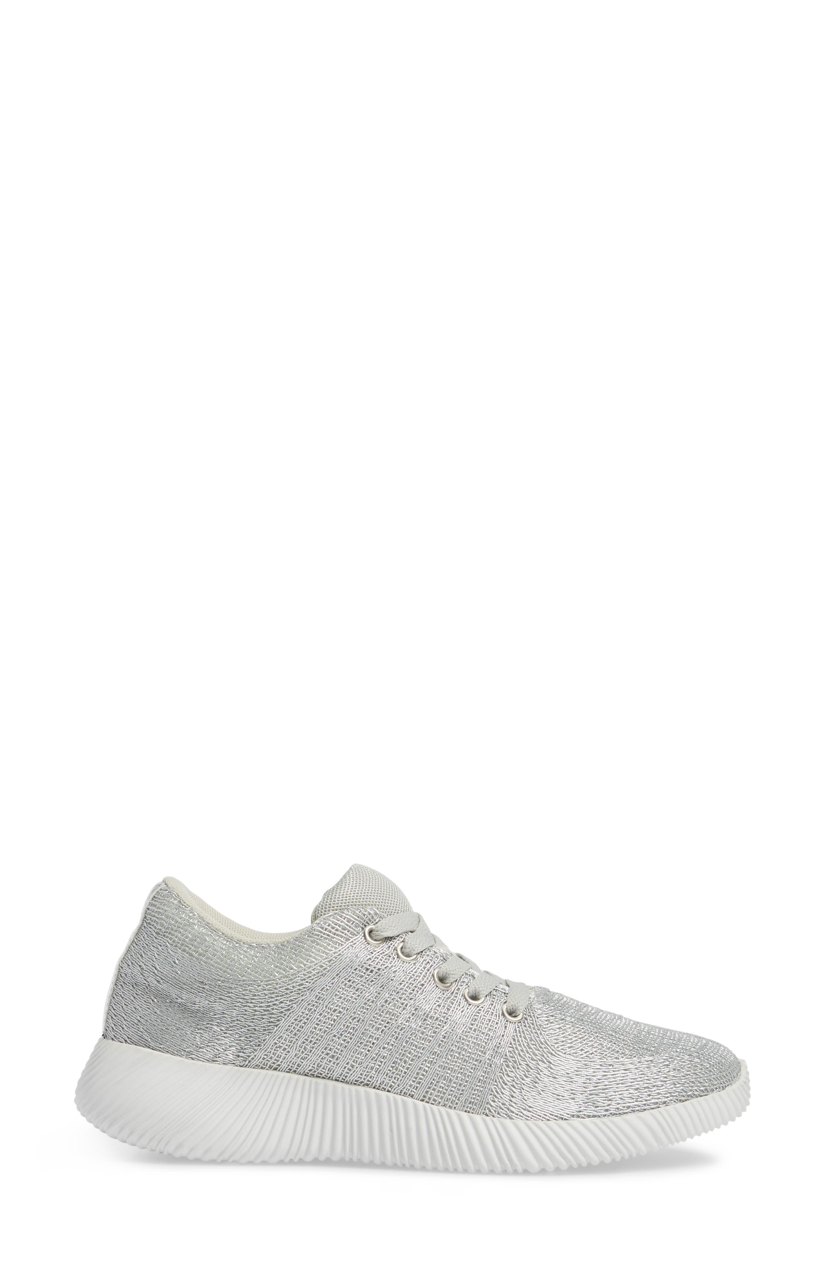 Amber Sneaker,                             Alternate thumbnail 3, color,                             040