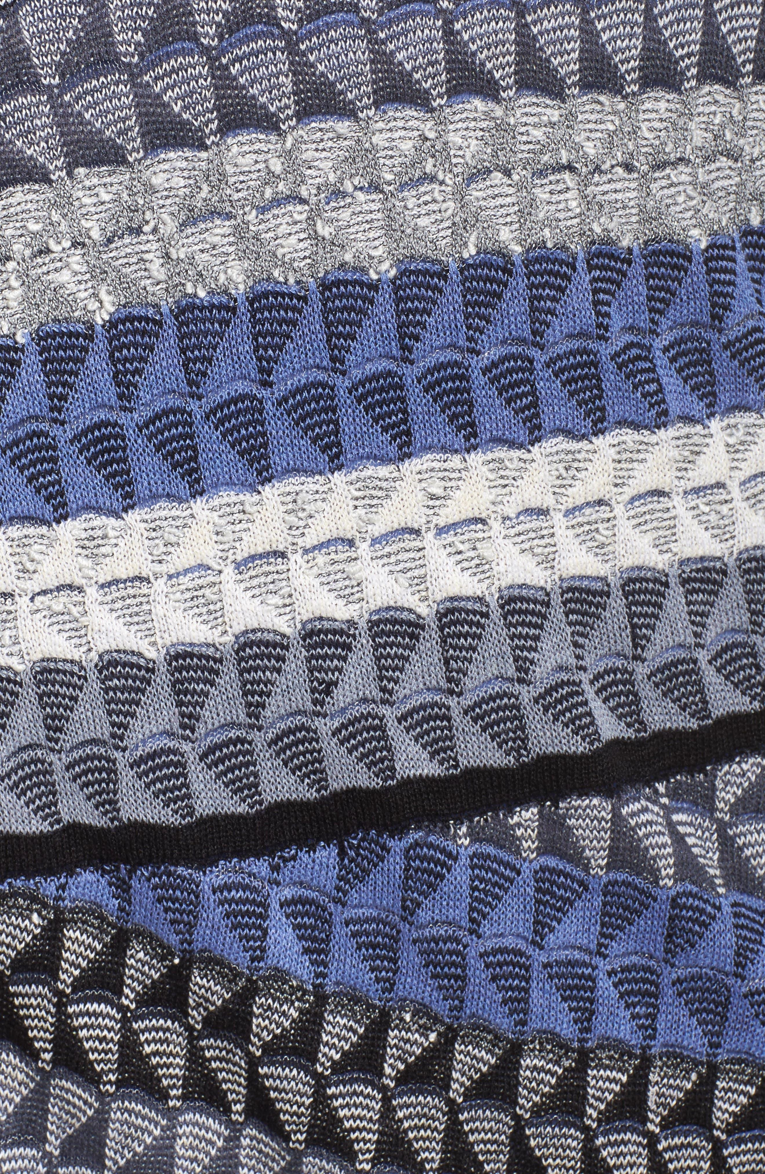 NIC+ZOE,                             Triangle Bliss Cardigan,                             Alternate thumbnail 5, color,                             400