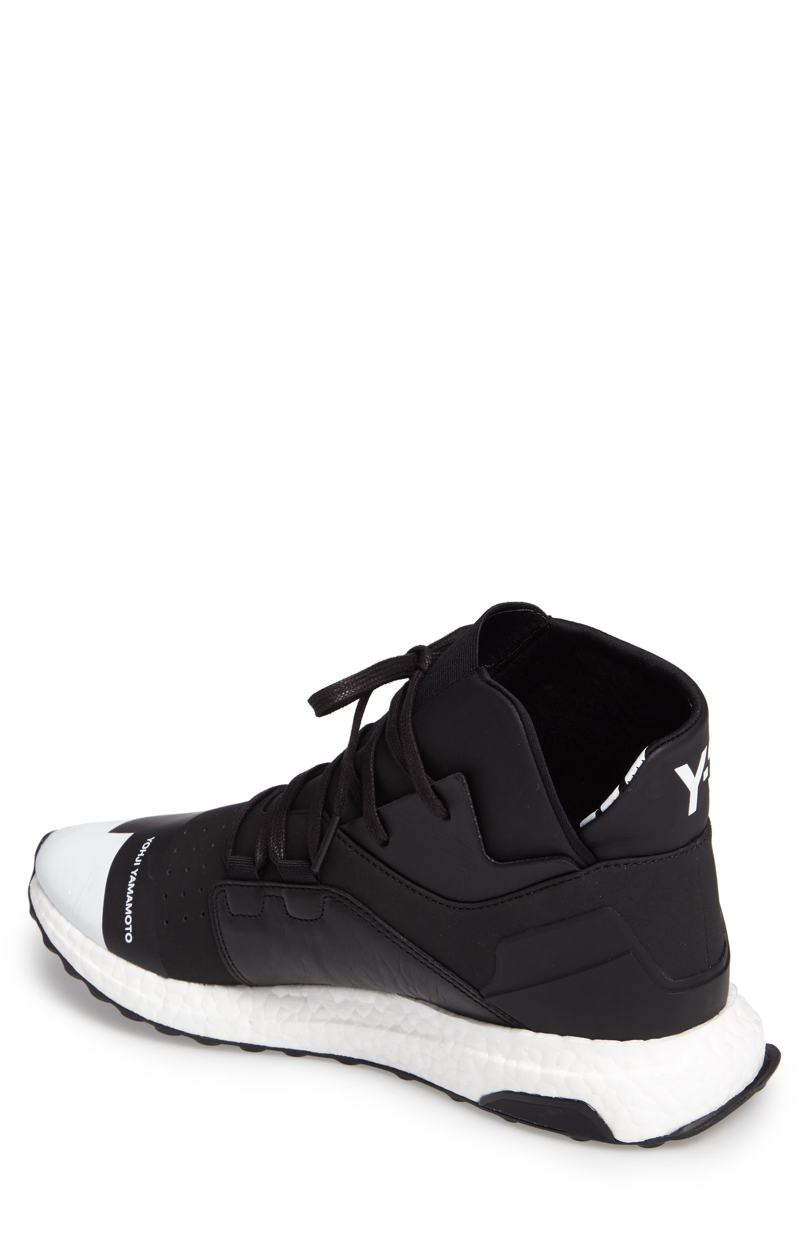 Y-3,                             Kozoko High Sneaker,                             Alternate thumbnail 2, color,                             001