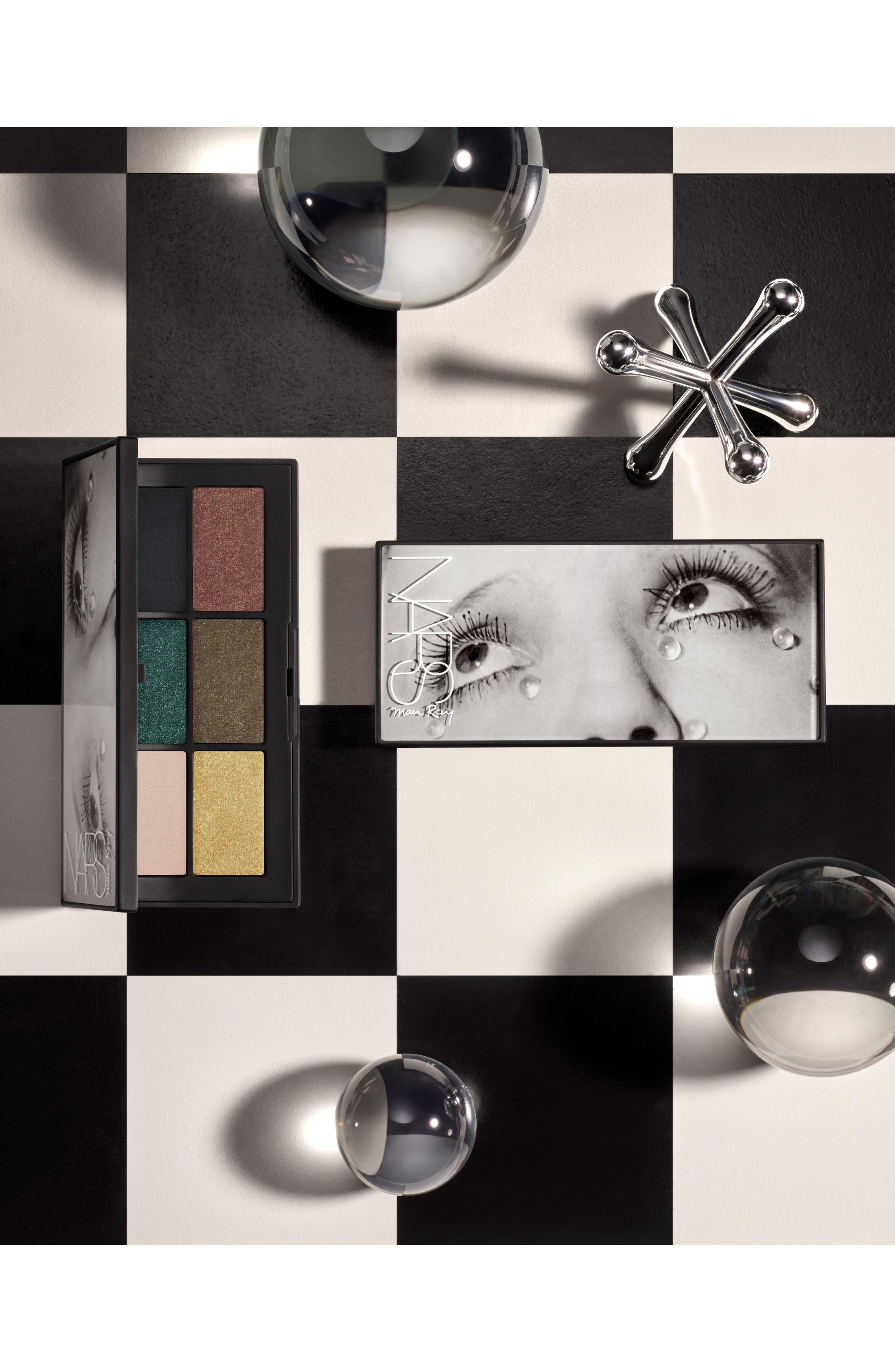 Man Ray Glass Tears Eyeshadow Palette,                             Alternate thumbnail 3, color,                             000