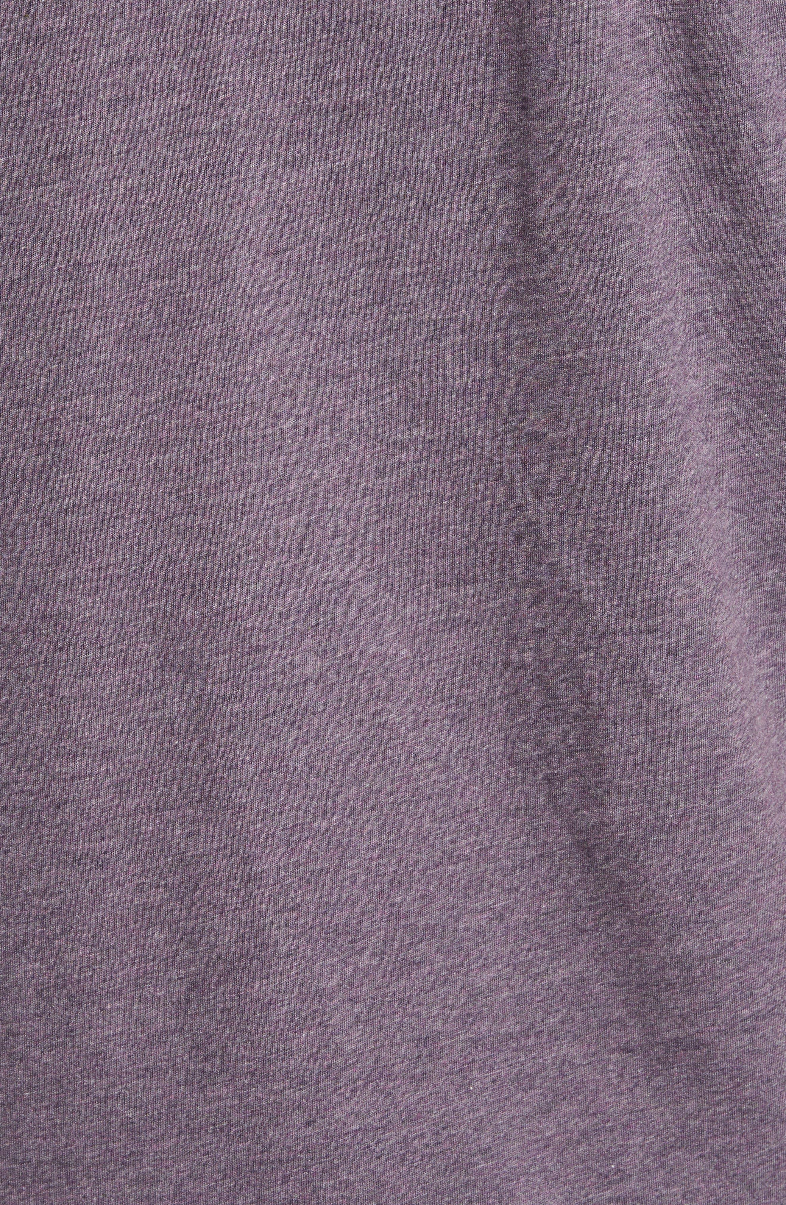V-Neck T-Shirt,                             Alternate thumbnail 36, color,