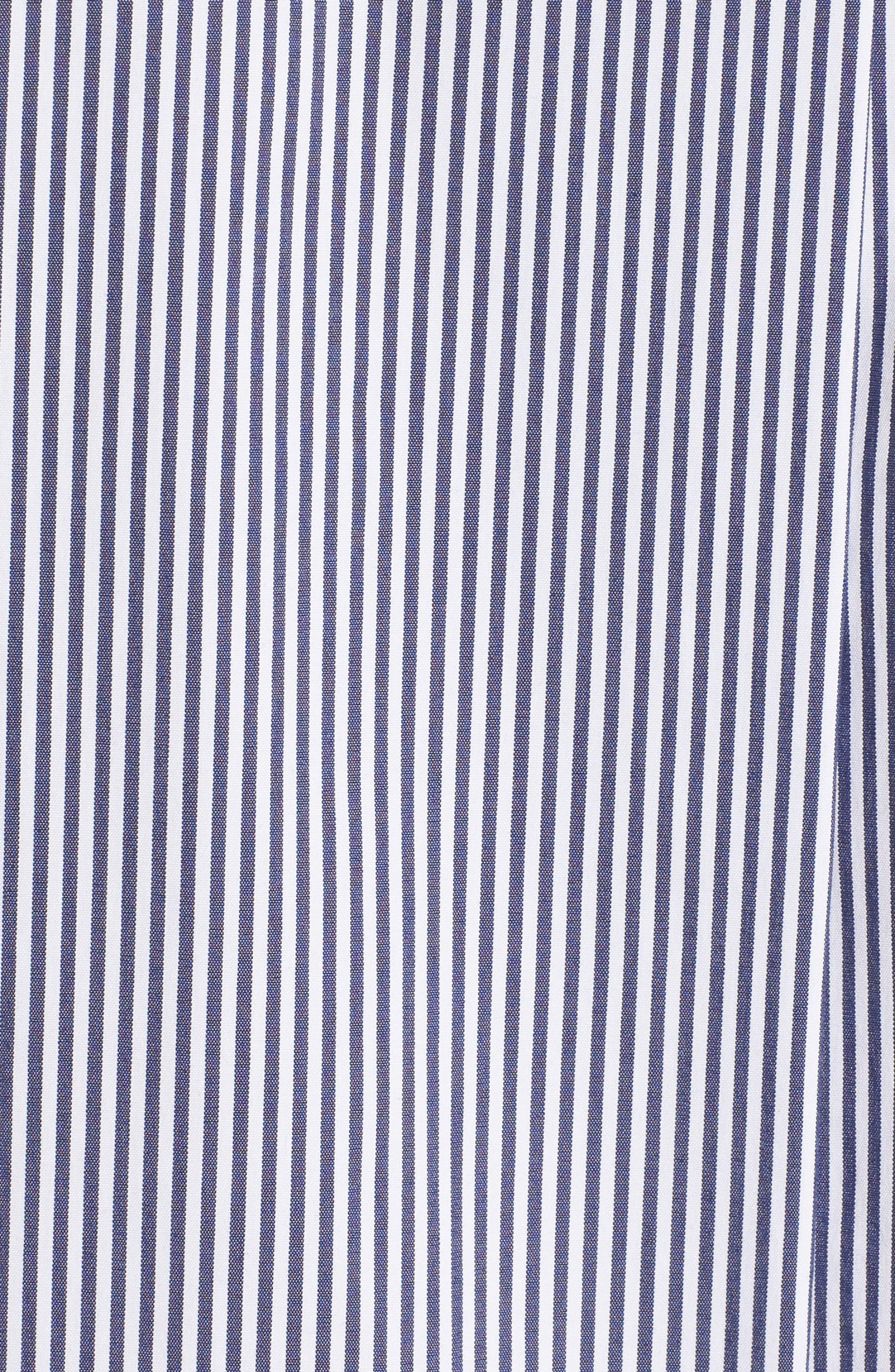 Kadin Stripe Blouse,                             Alternate thumbnail 5, color,                             400