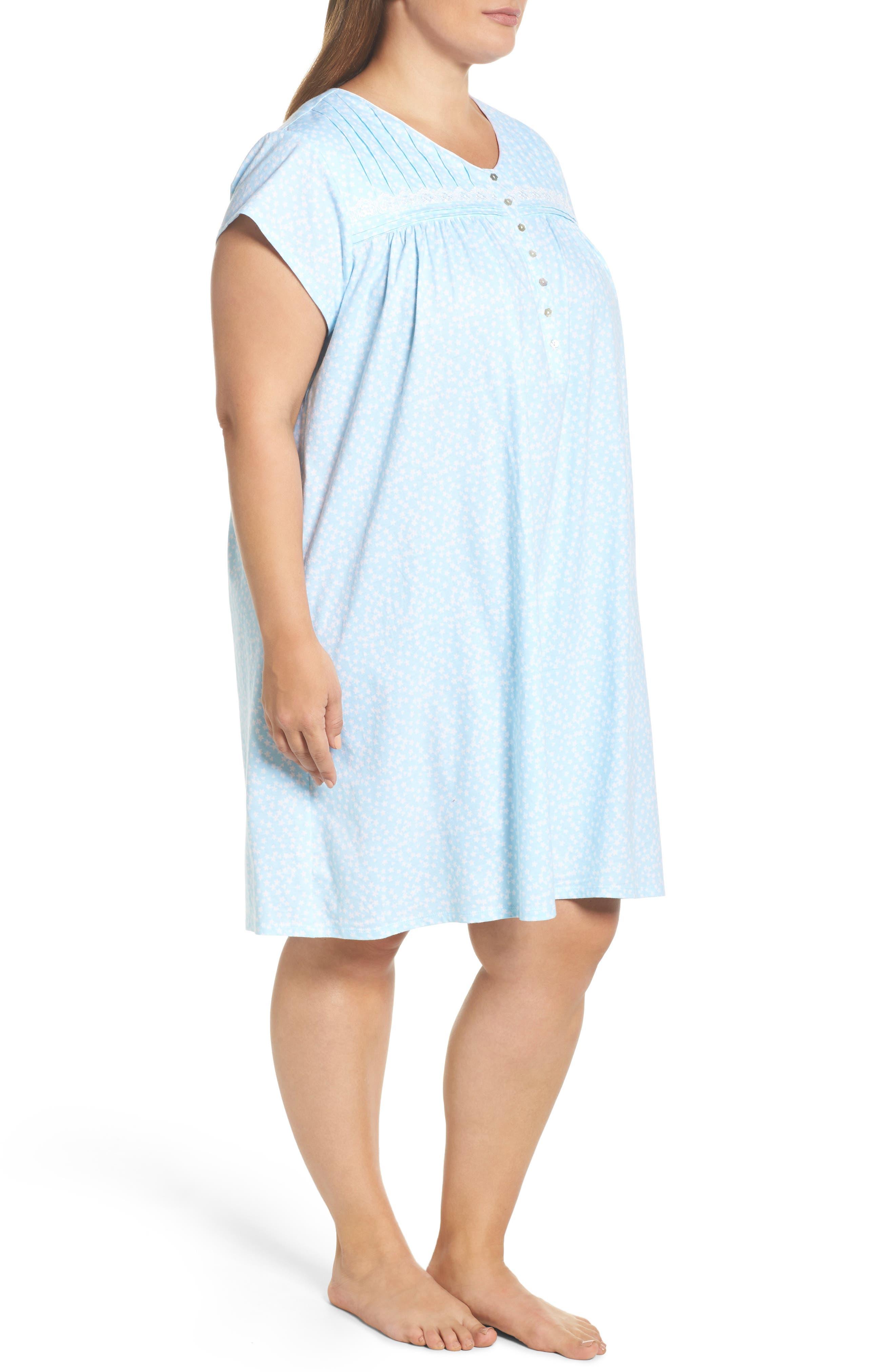 Short Nightgown,                             Alternate thumbnail 8, color,
