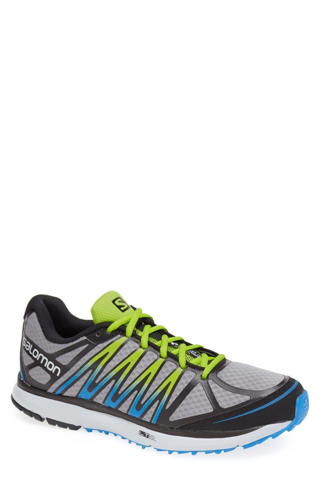 'X-Tour' Trail Running Shoe, Main, color, 030