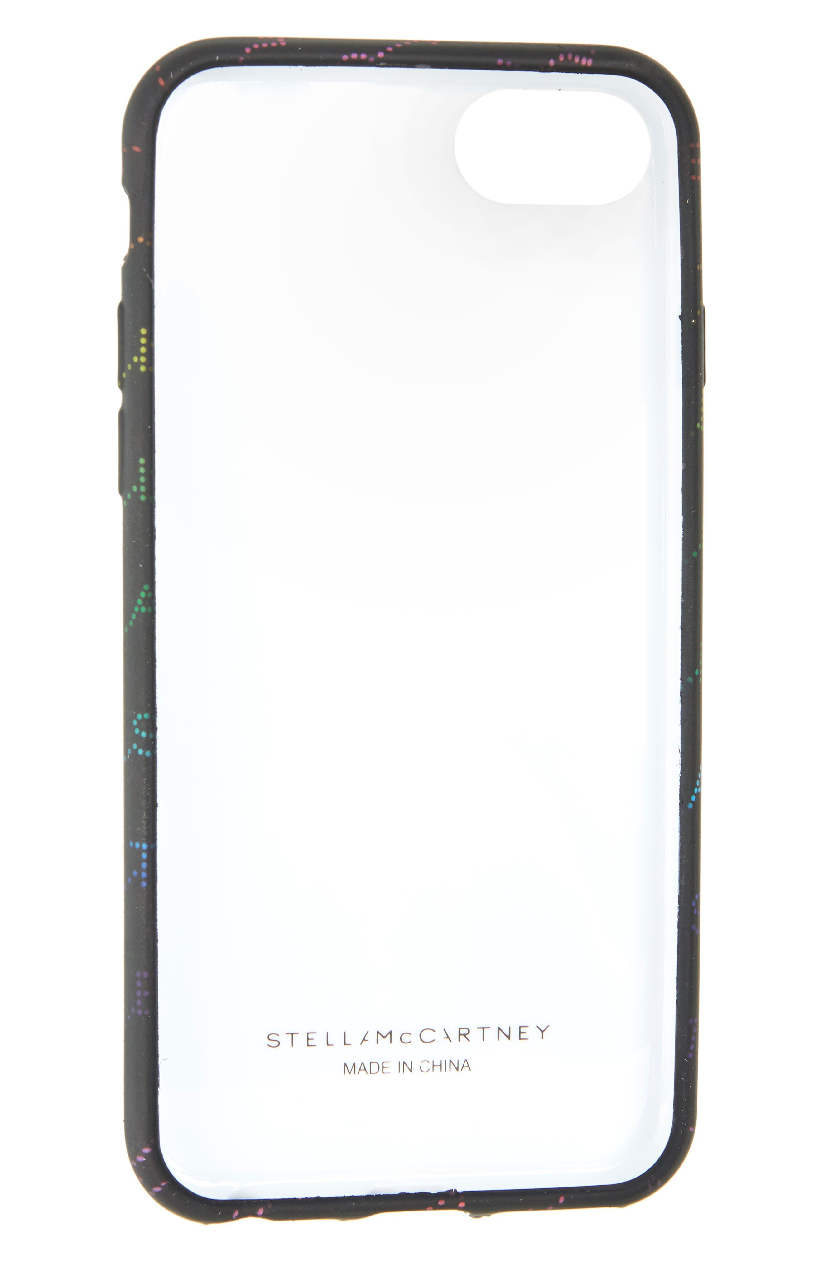 Stellabration iPhone 7/8 Case,                             Alternate thumbnail 2, color,                             BLACK