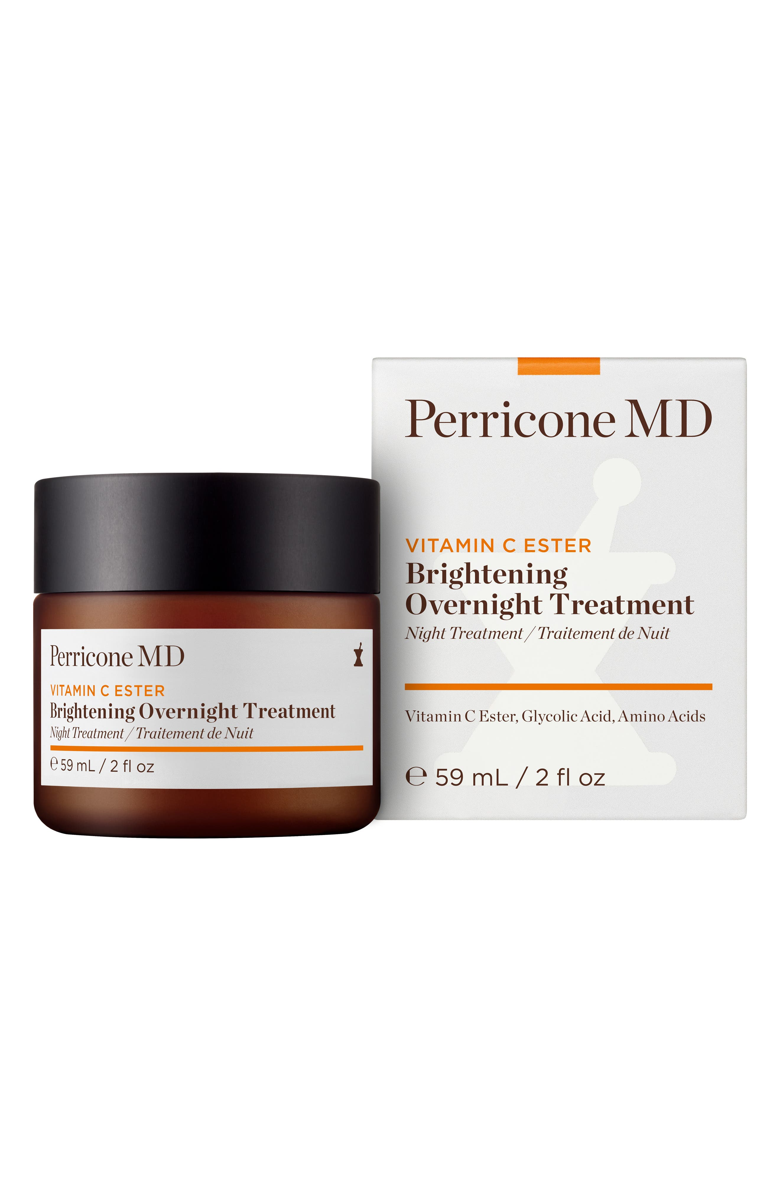 Vitamin C Ester Brightening Overall Treatment,                             Alternate thumbnail 4, color,                             000