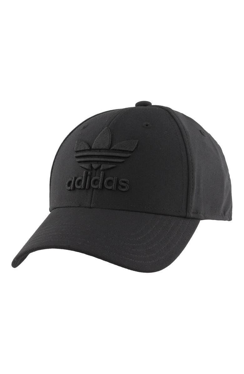 adidas Originals  Trefoil Precurve  Snapback Cap  aa47c375ef5b
