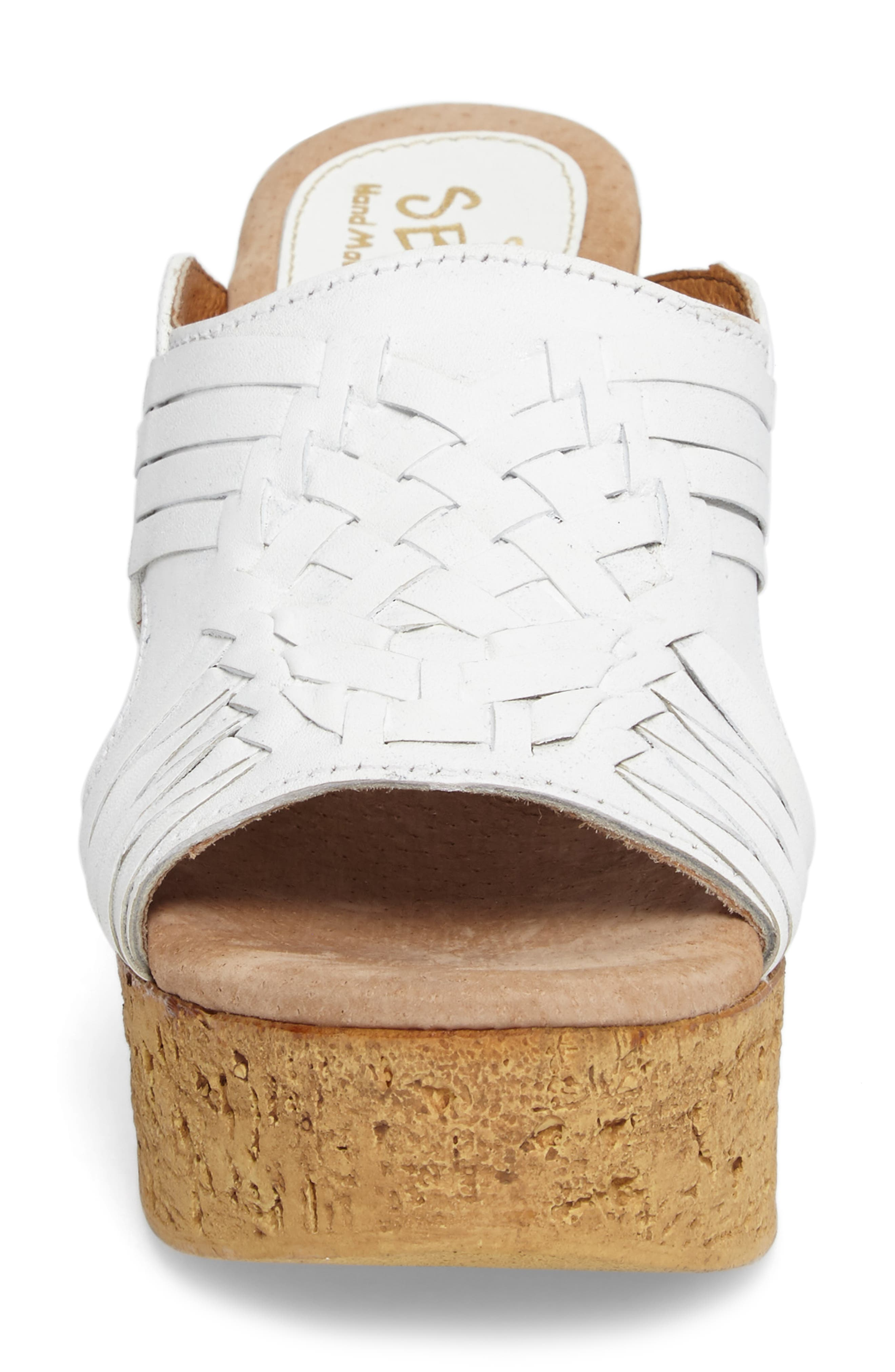 Manny Platform Wedge,                             Alternate thumbnail 7, color,