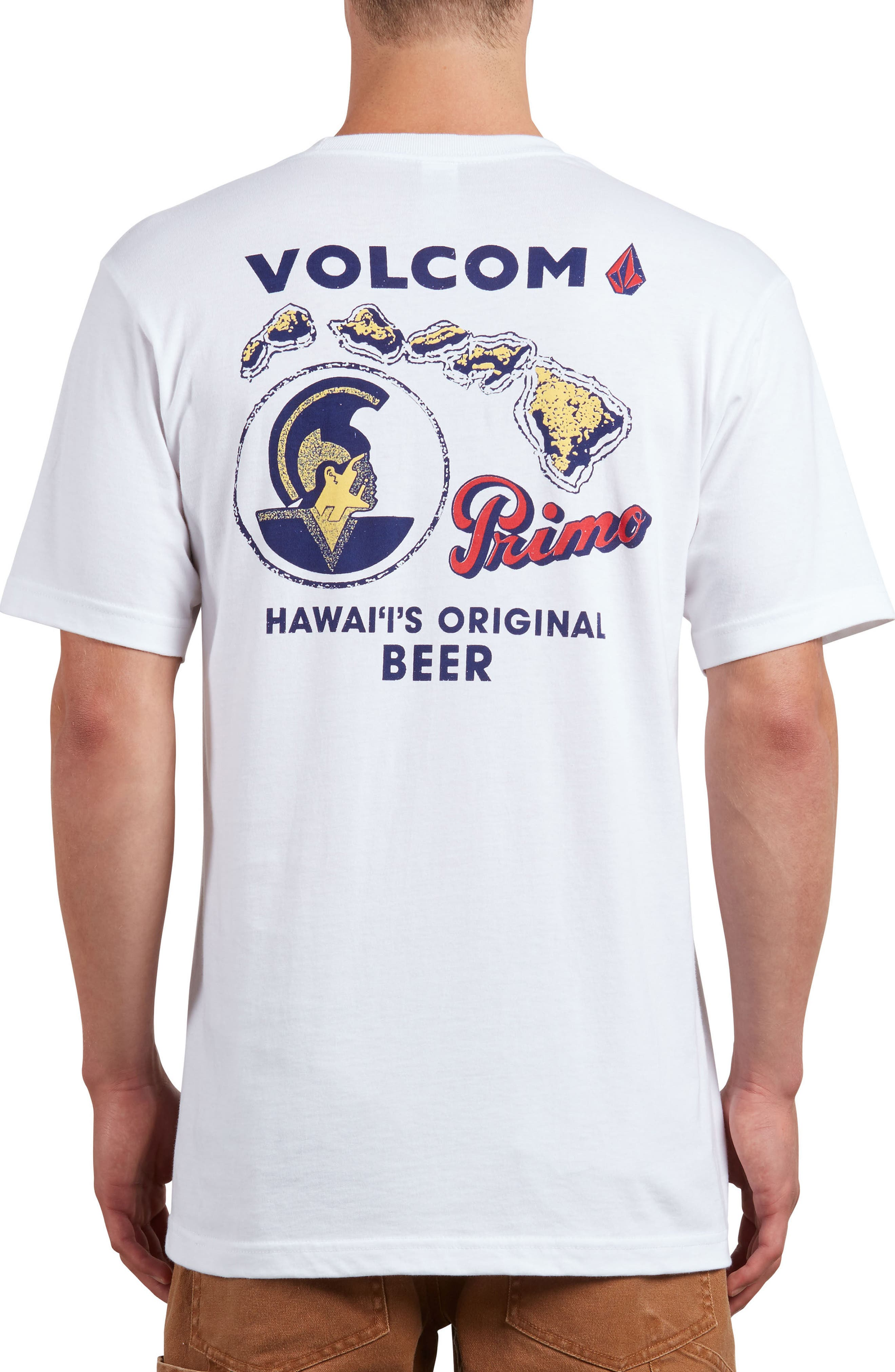 Primo Island T-Shirt,                             Alternate thumbnail 2, color,                             100
