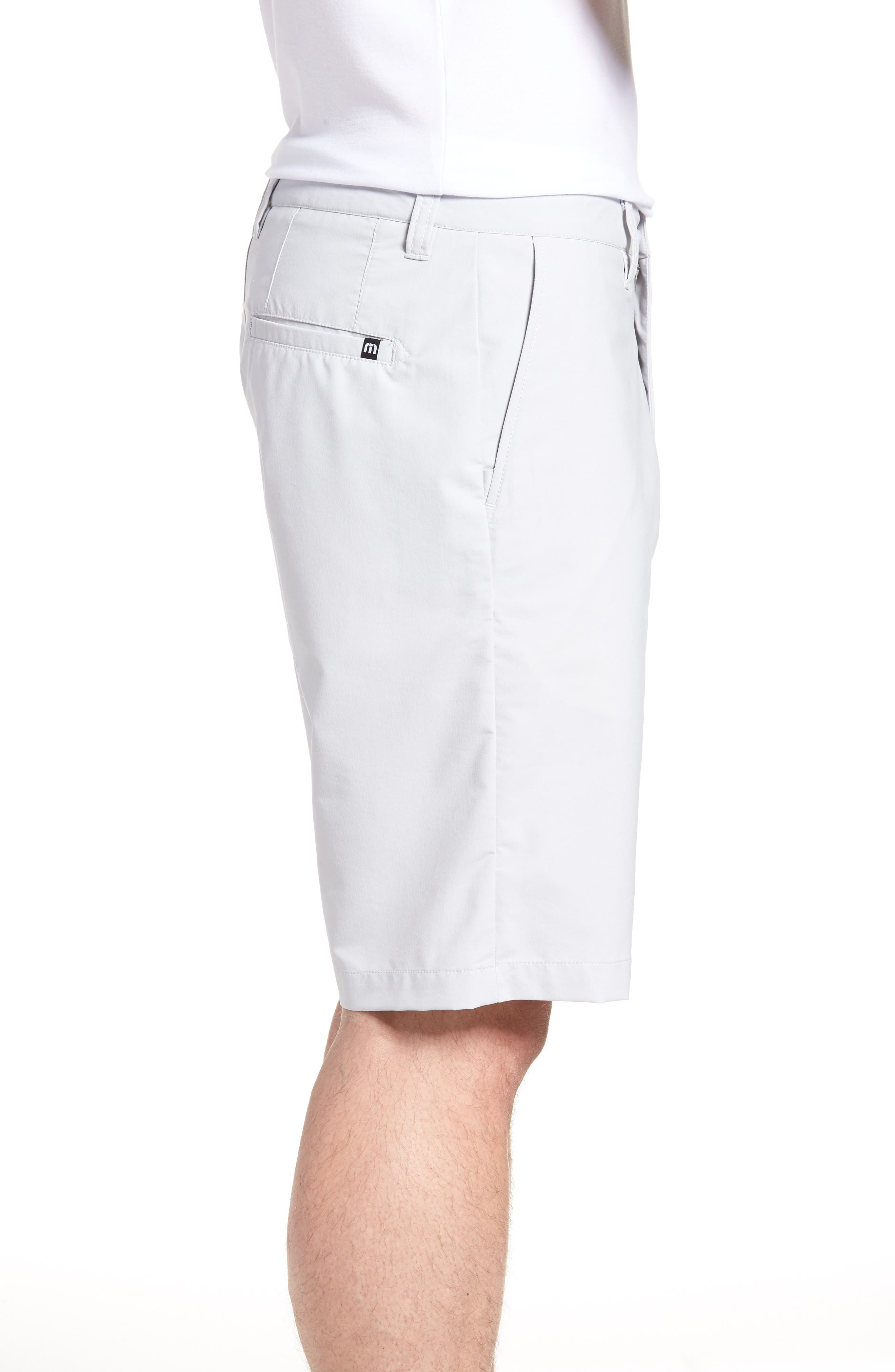 'Hefner' Stretch Golf Shorts,                             Alternate thumbnail 3, color,                             MICRO CHIP