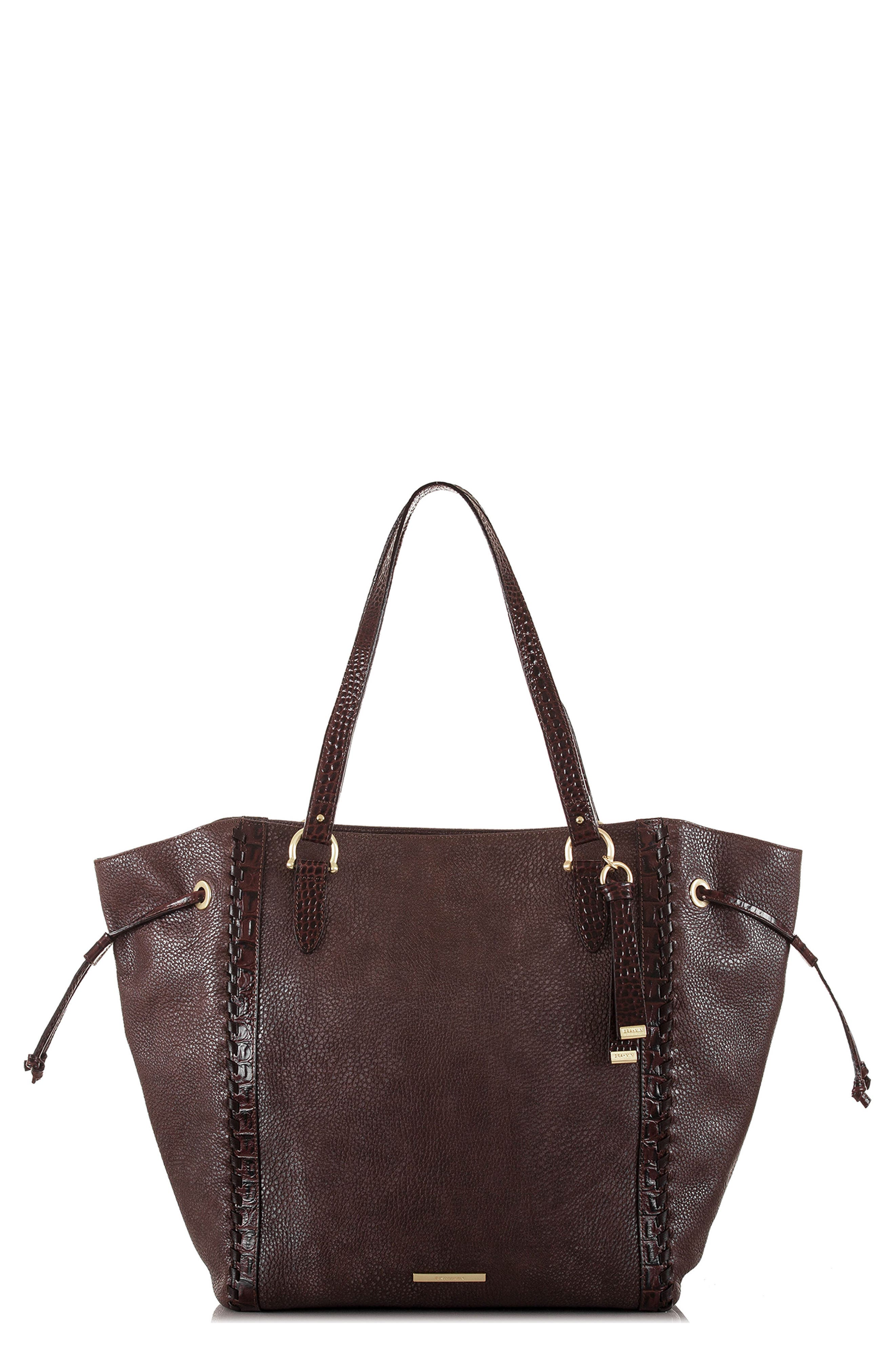 Southcoast Cheyenne Leather Tote,                         Main,                         color, 200