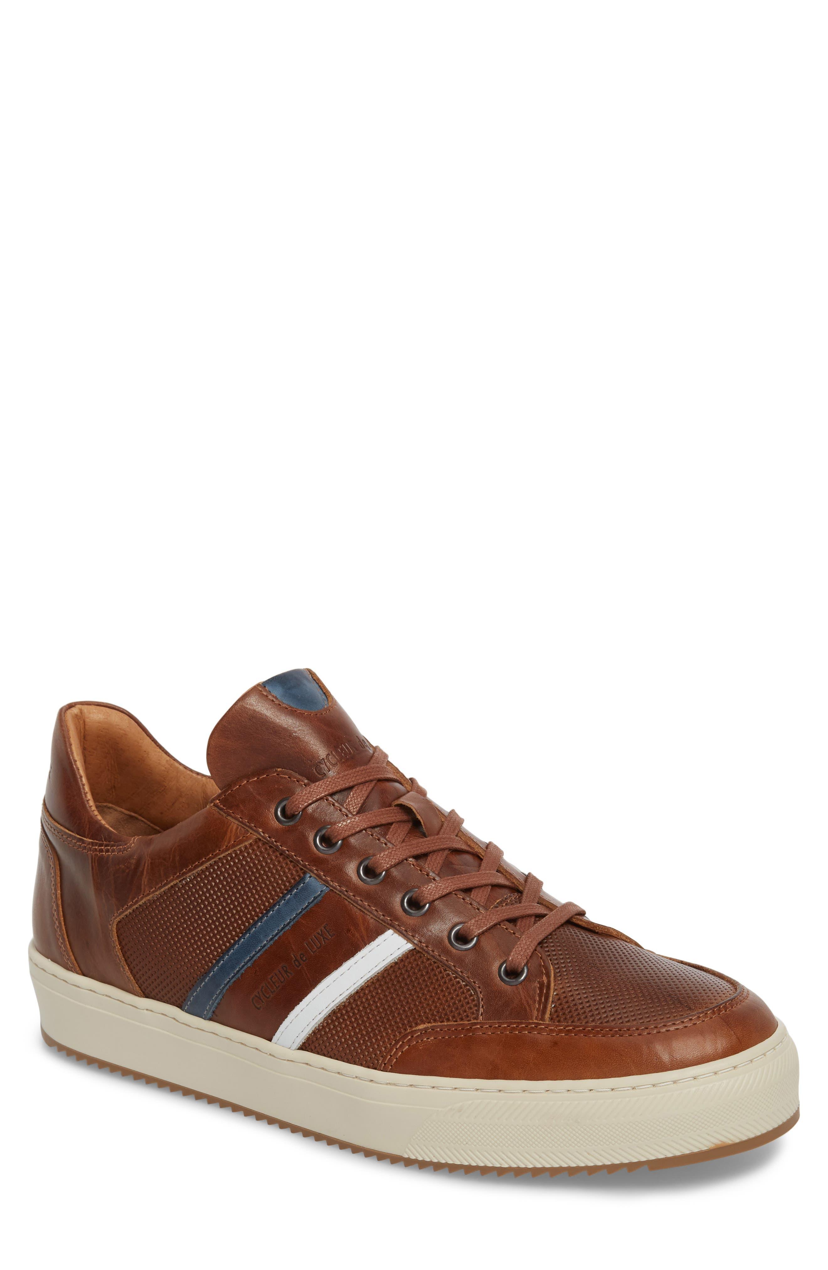 Cycleur De Luxe Burton Textured Sneaker - Brown