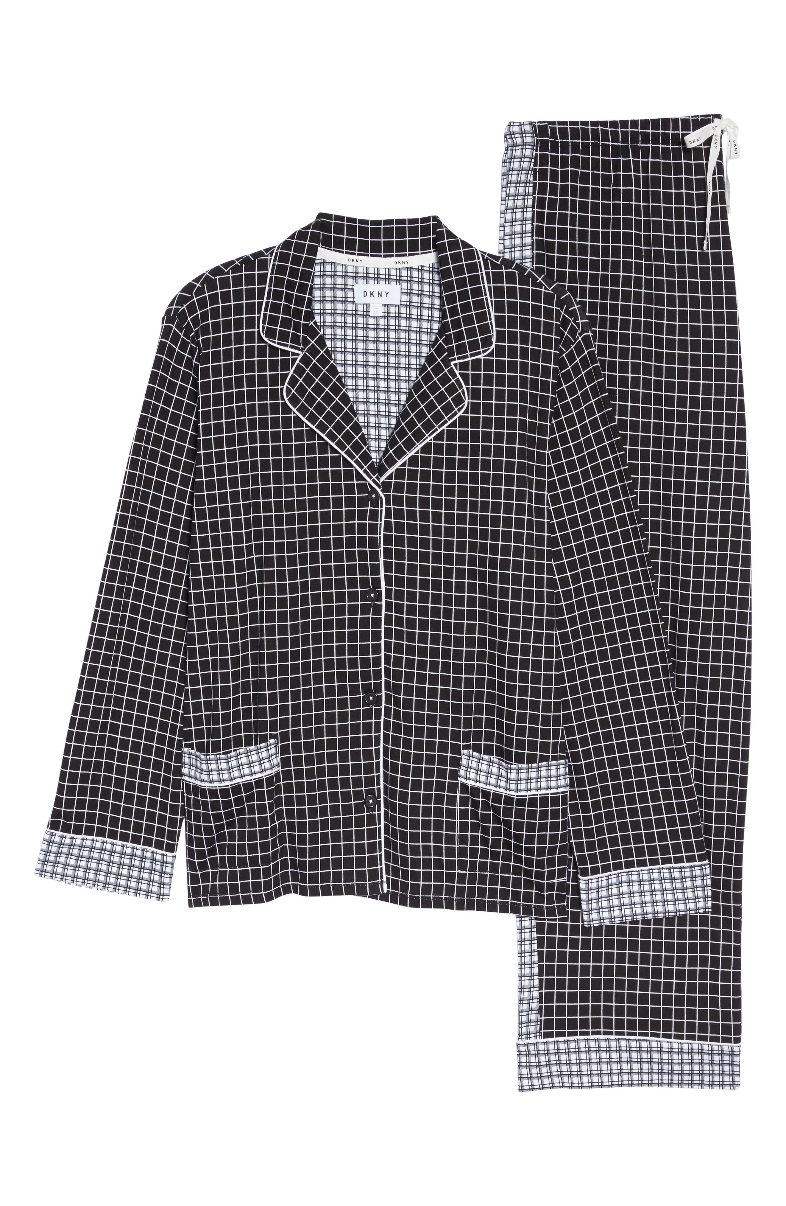 Jersey Pajamas,                             Alternate thumbnail 6, color,                             004