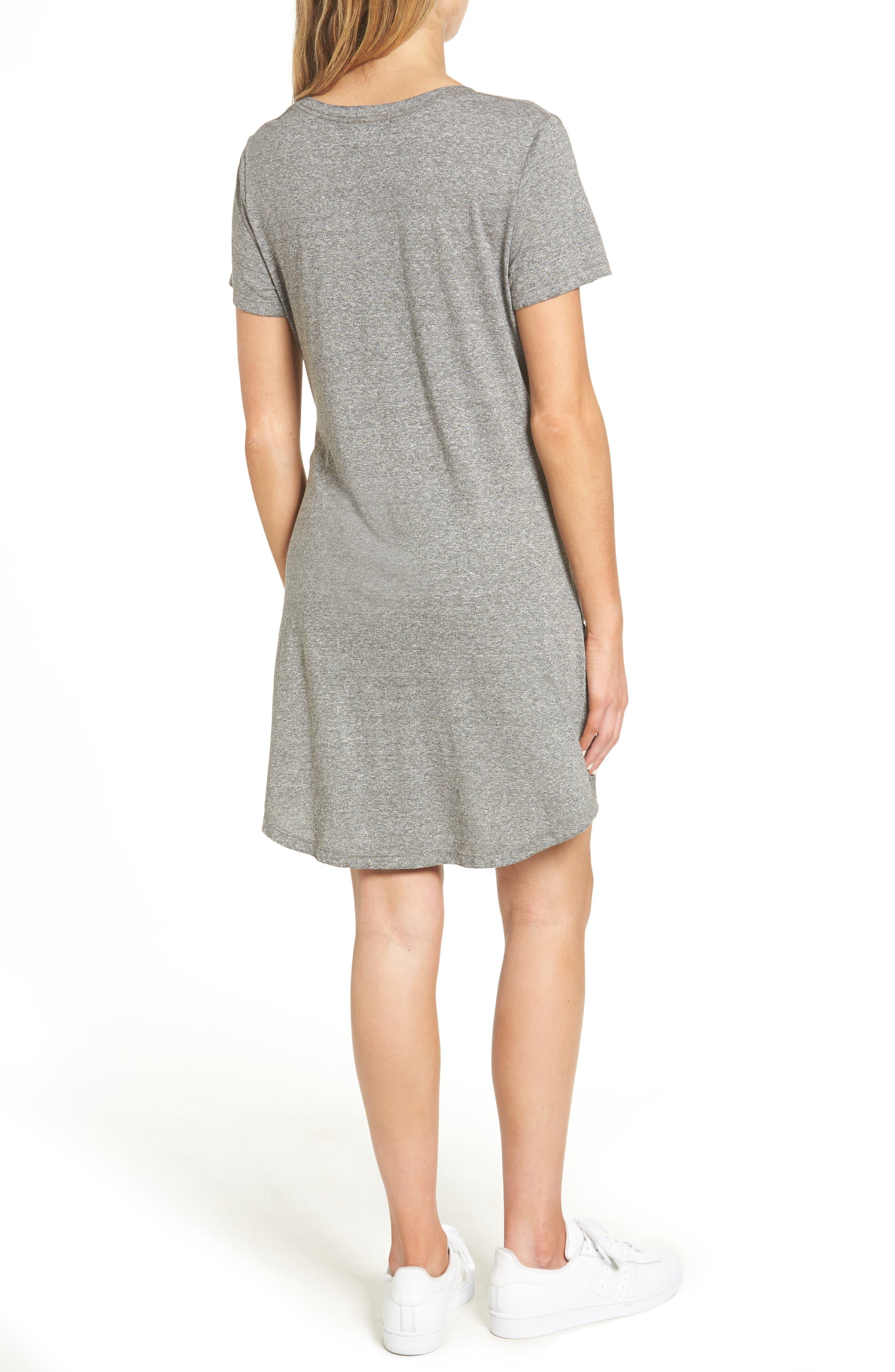 Morrison Jersey Dress,                             Alternate thumbnail 2, color,                             030