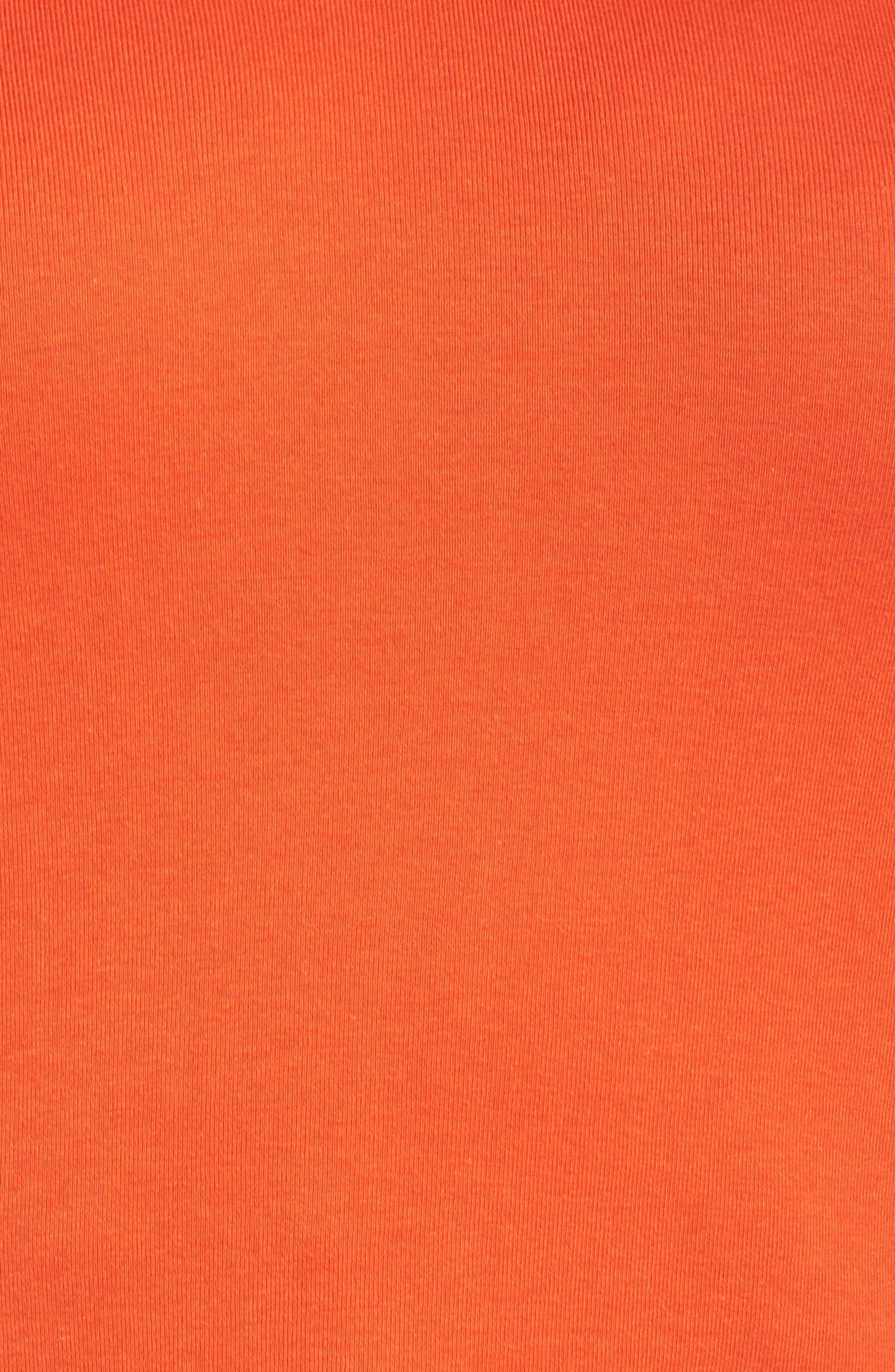 Short Sleeve V-Neck Tee,                             Alternate thumbnail 172, color,