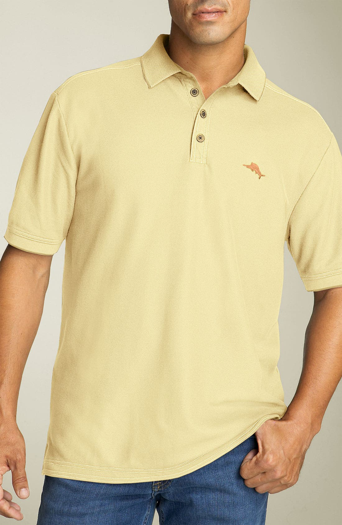 'The Emfielder' Original Fit Piqué Polo,                             Main thumbnail 27, color,