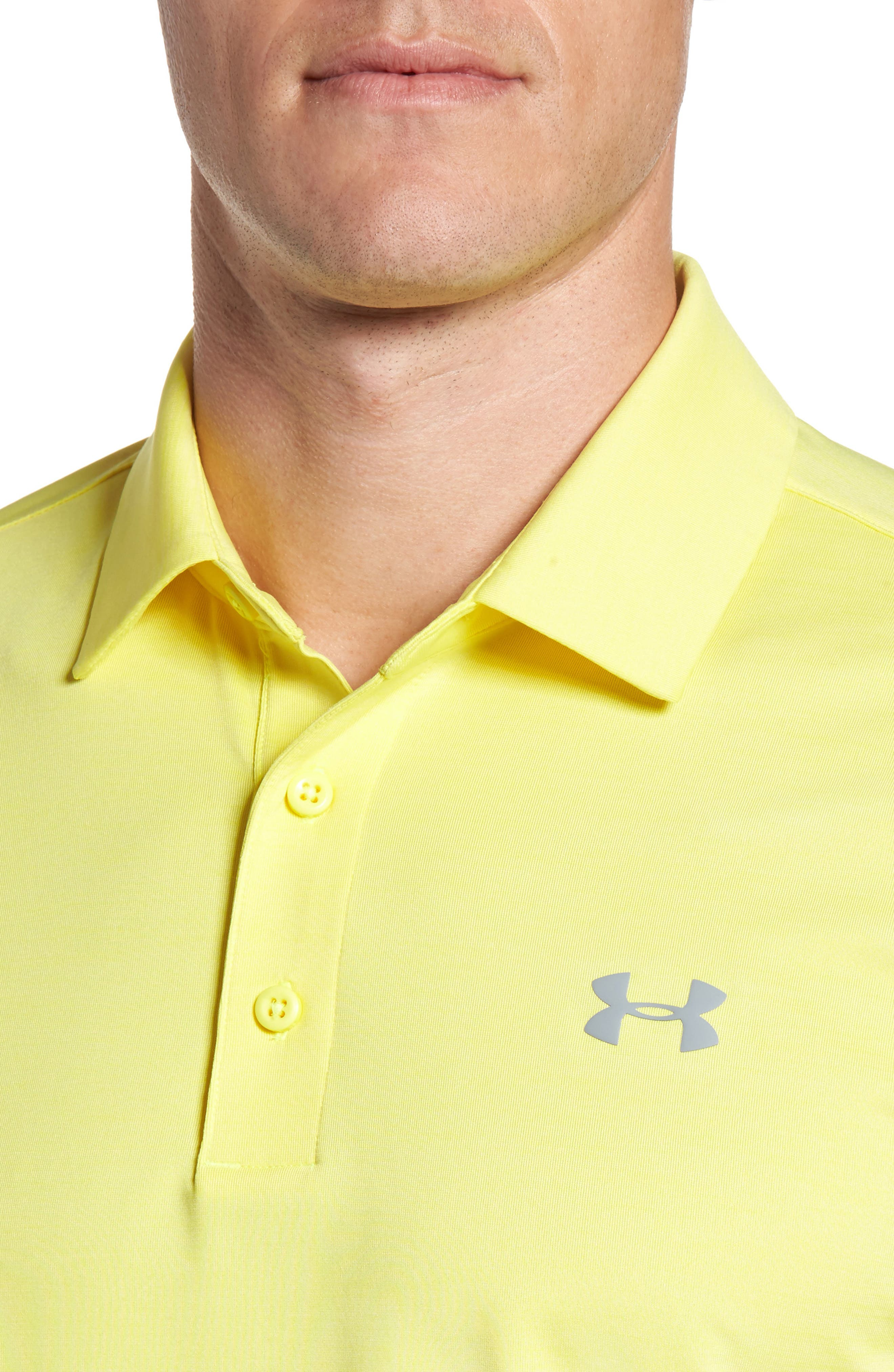 'Playoff' Loose Fit Short Sleeve Polo,                             Alternate thumbnail 227, color,