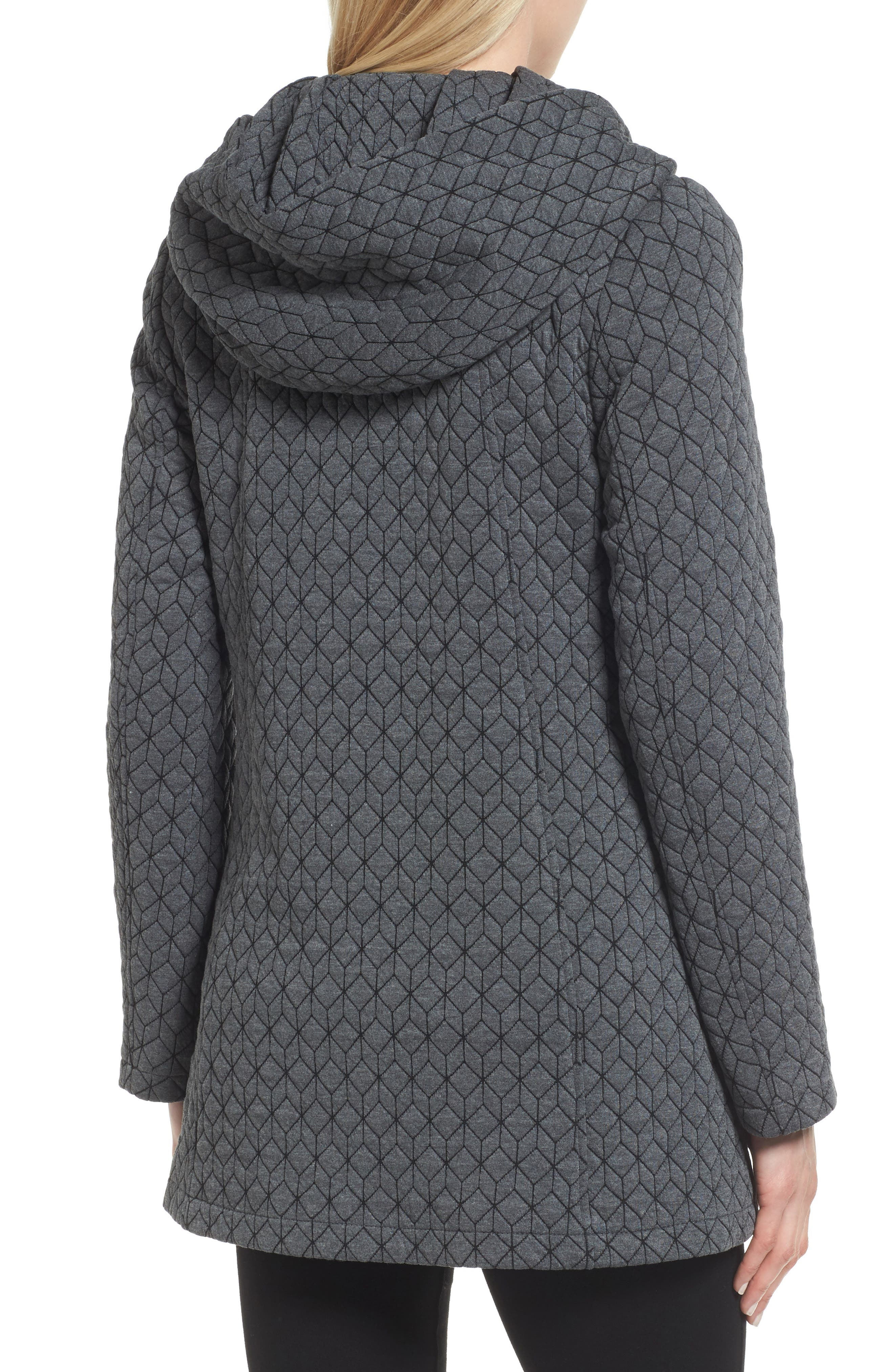 Cozy Knit Coat,                             Alternate thumbnail 2, color,                             020