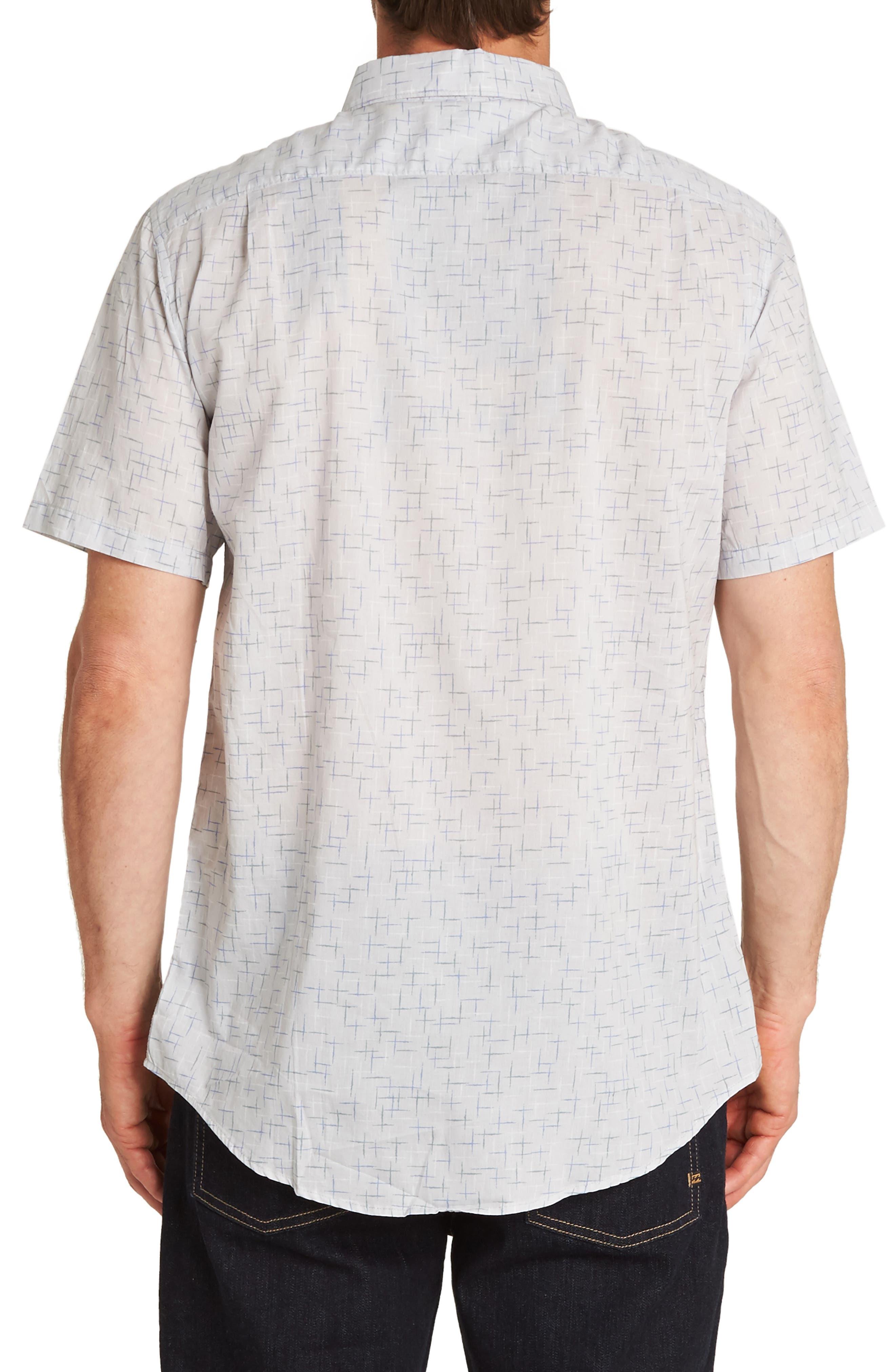 Sundays Mini Woven Shirt,                             Alternate thumbnail 2, color,                             BONE