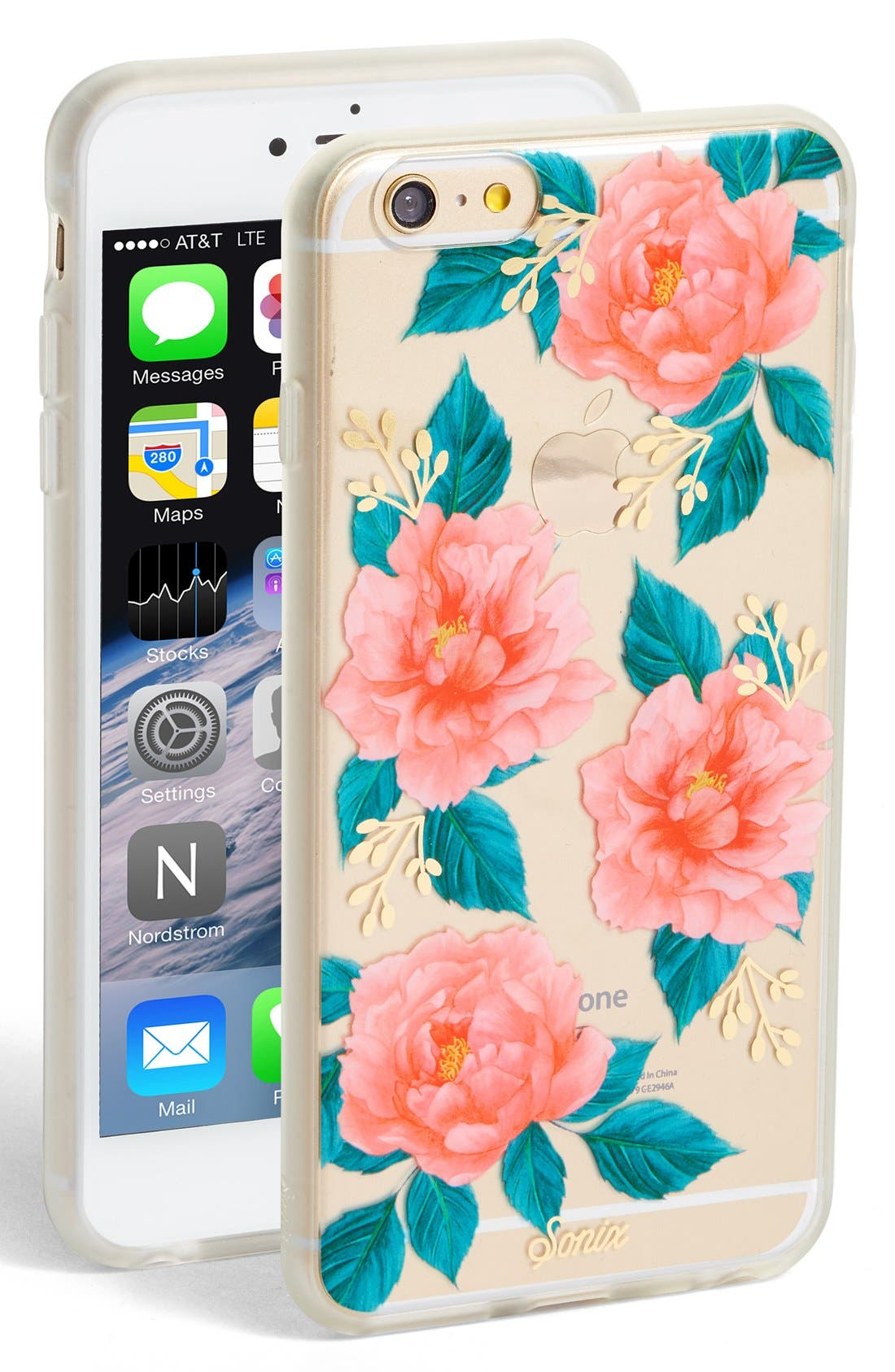 Baillie iPhone Case,                             Alternate thumbnail 3, color,