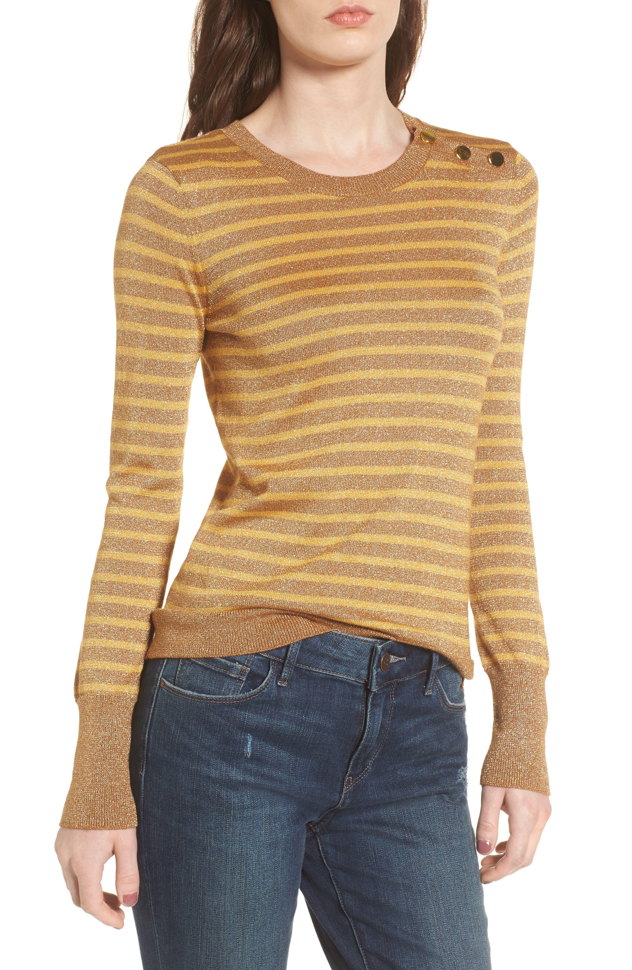 Sparkle Stripe Sweater,                             Main thumbnail 2, color,