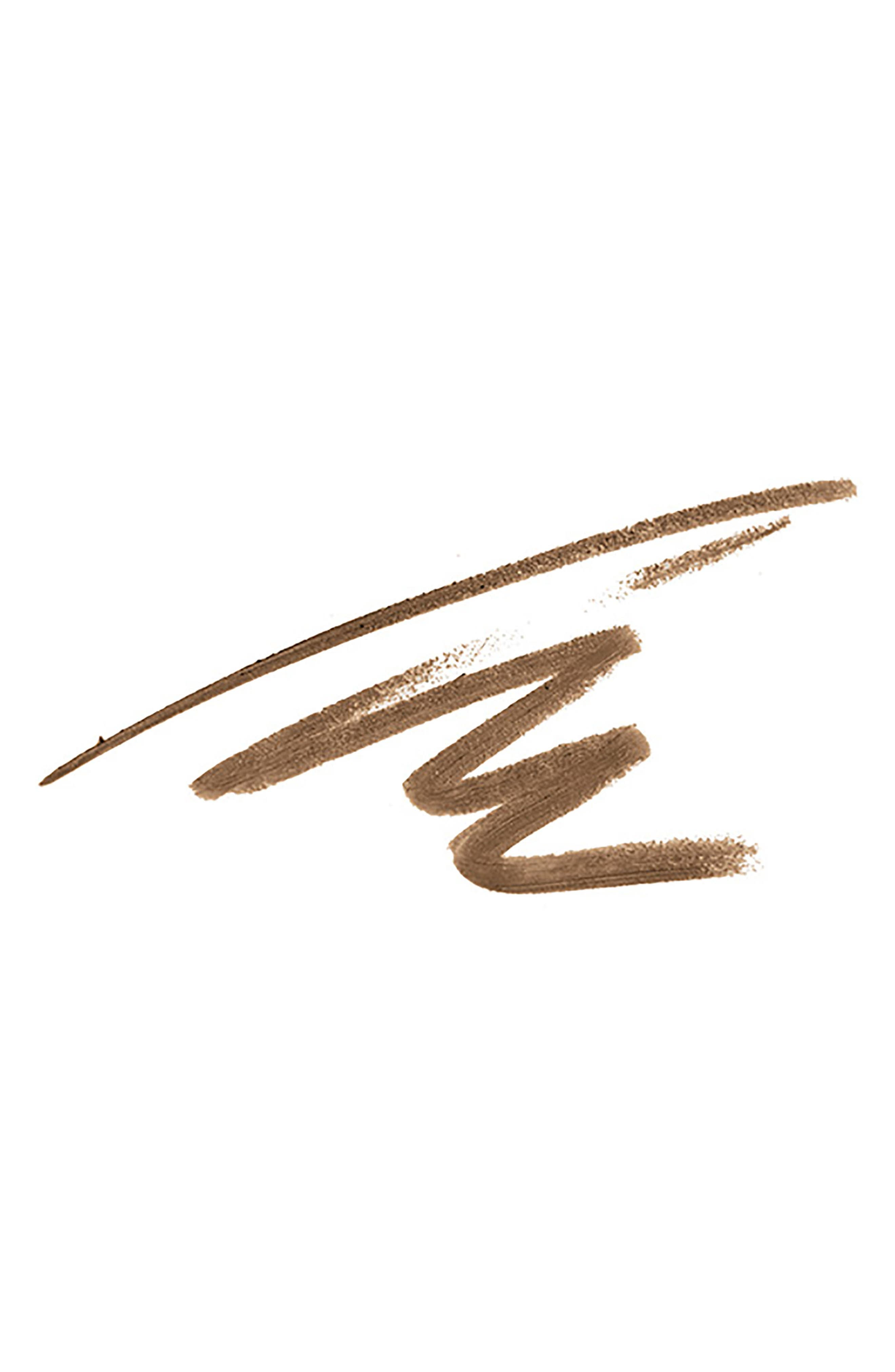 Chocolate Brow-nie Cocoa Powder Brow Pencil,                             Alternate thumbnail 3, color,                             SOFT BROWN