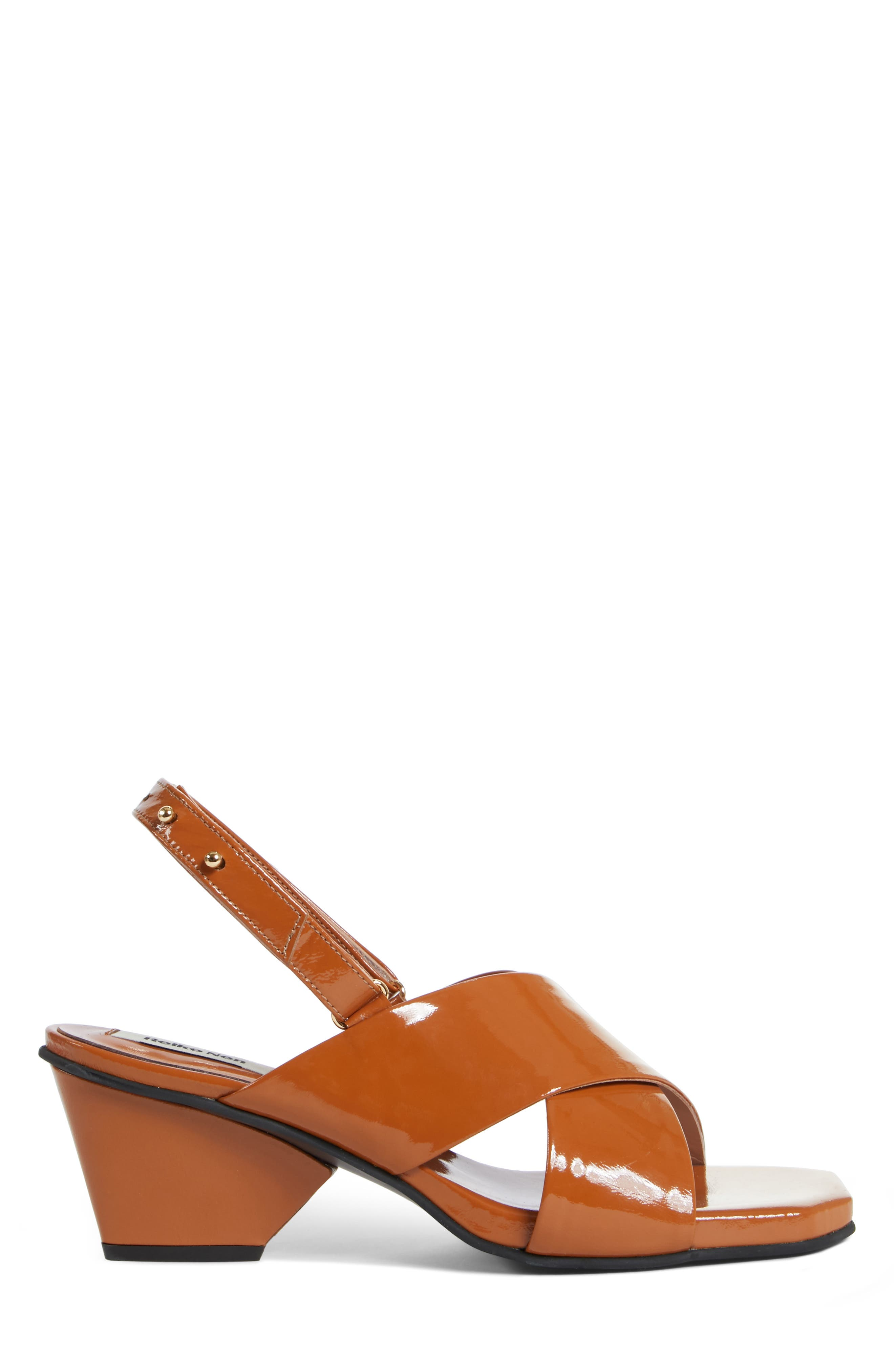 Slingback Sandal,                             Alternate thumbnail 3, color,