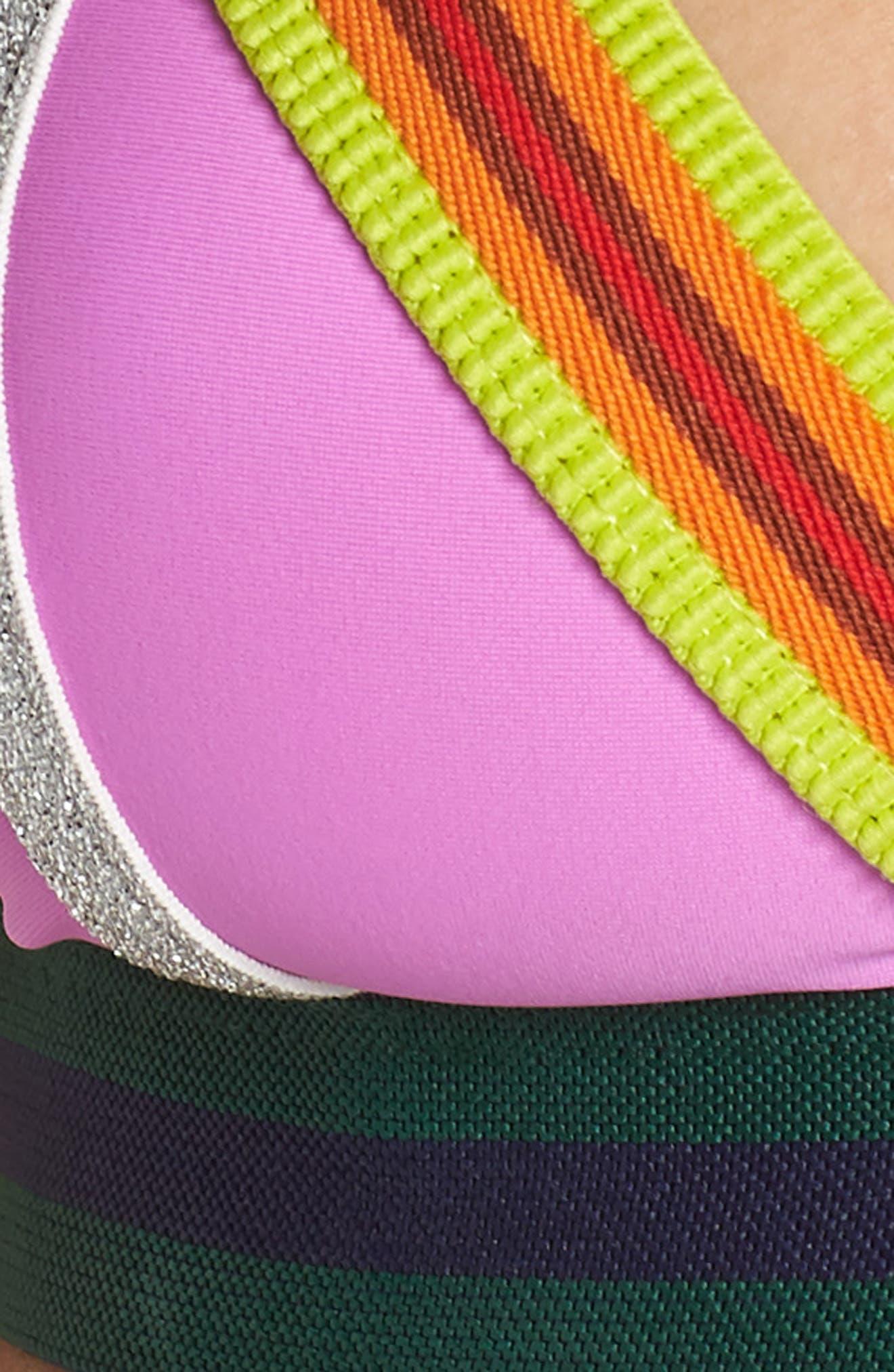 Fruiti Bikini Top,                             Alternate thumbnail 5, color,                             650
