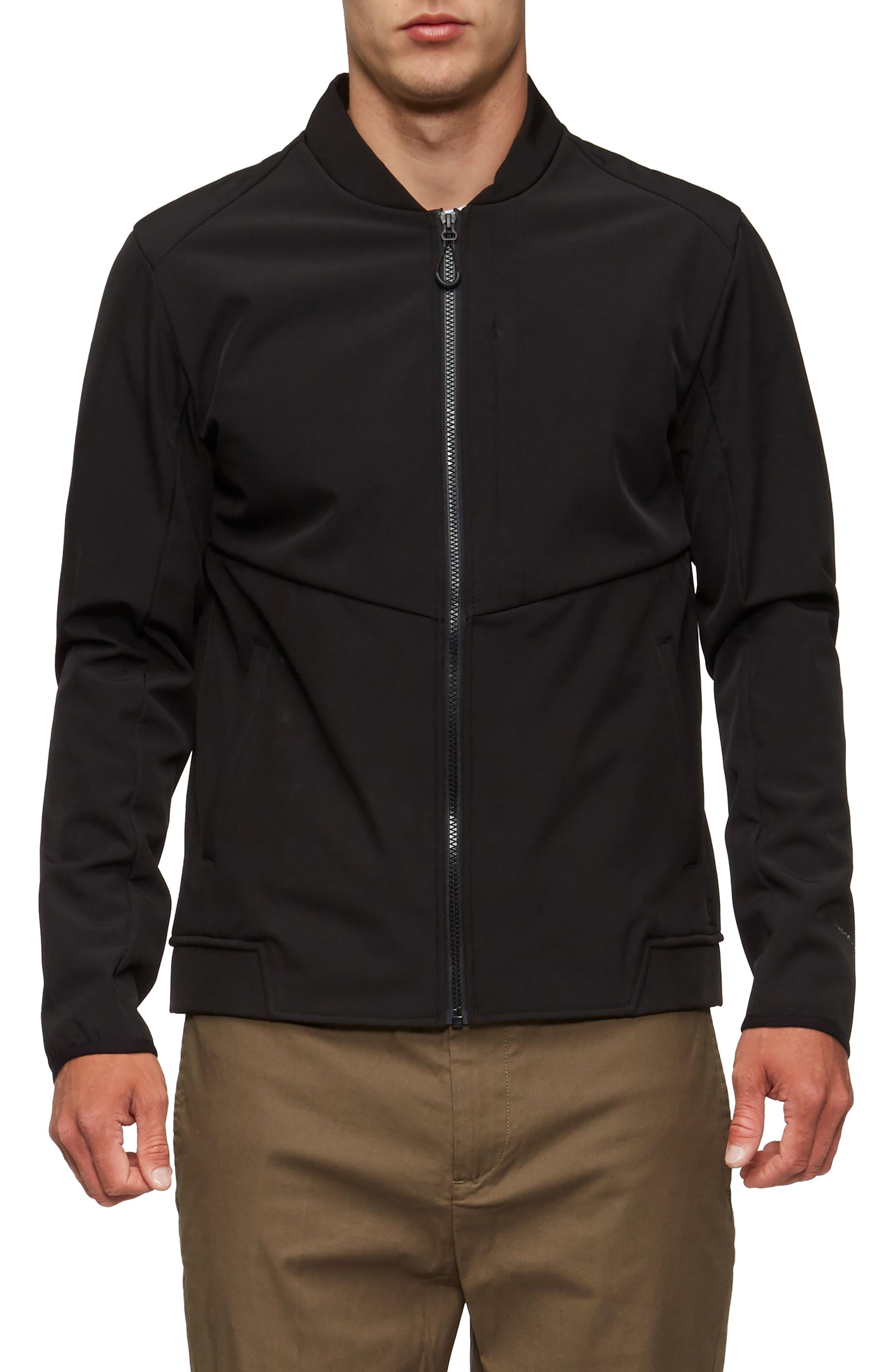 Decoy Fleece Jacket,                             Main thumbnail 1, color,                             001
