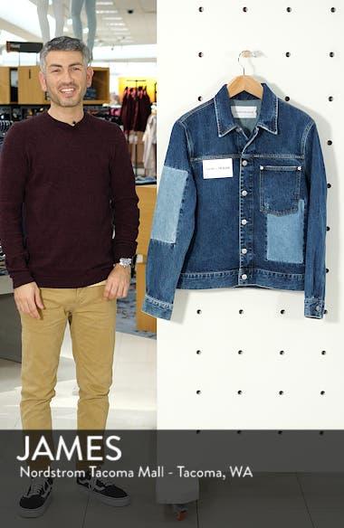 Patch One-Pocket Denim Jacket, sales video thumbnail