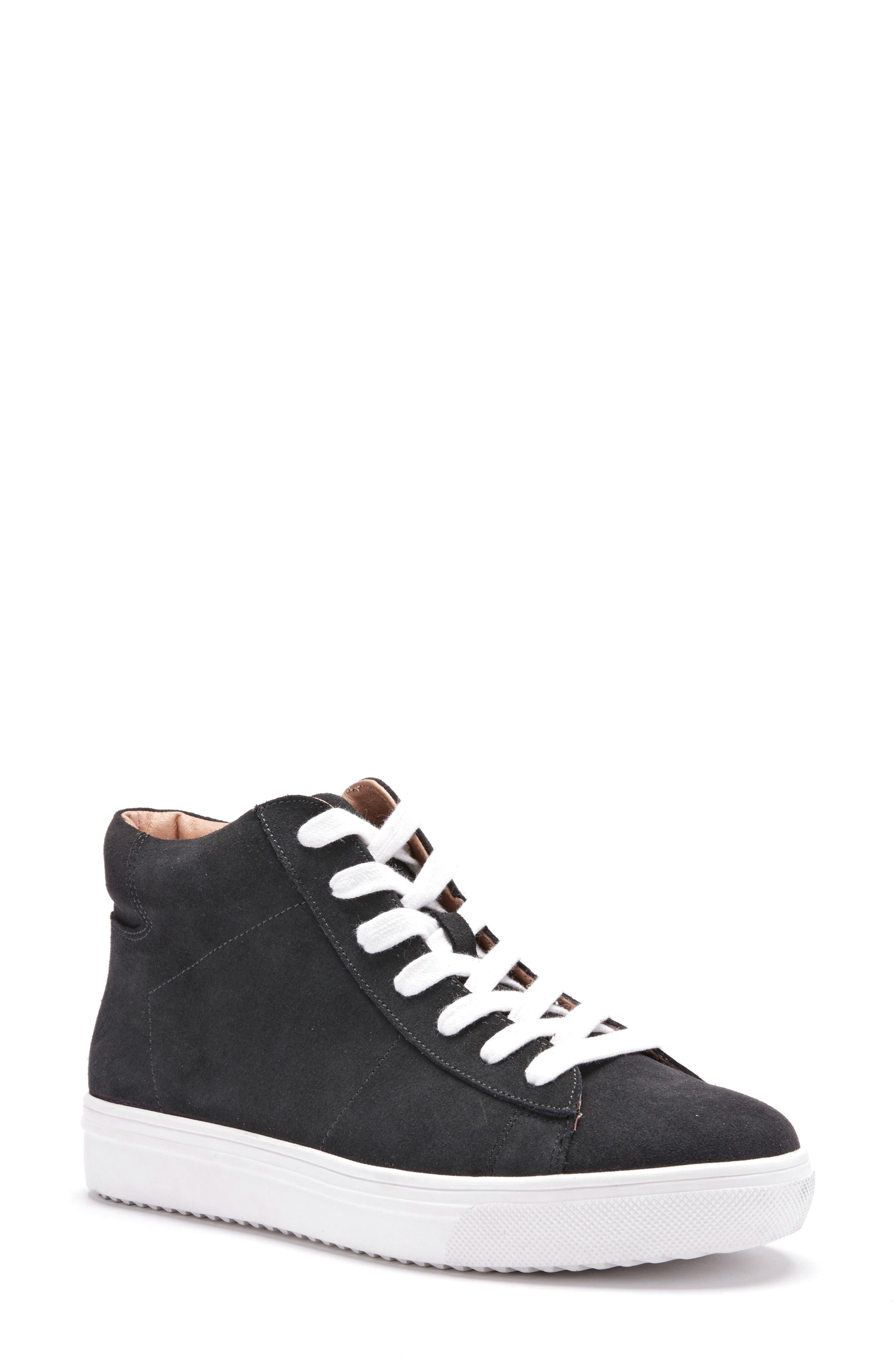 Jax Waterproof High Top Sneaker,                             Main thumbnail 2, color,