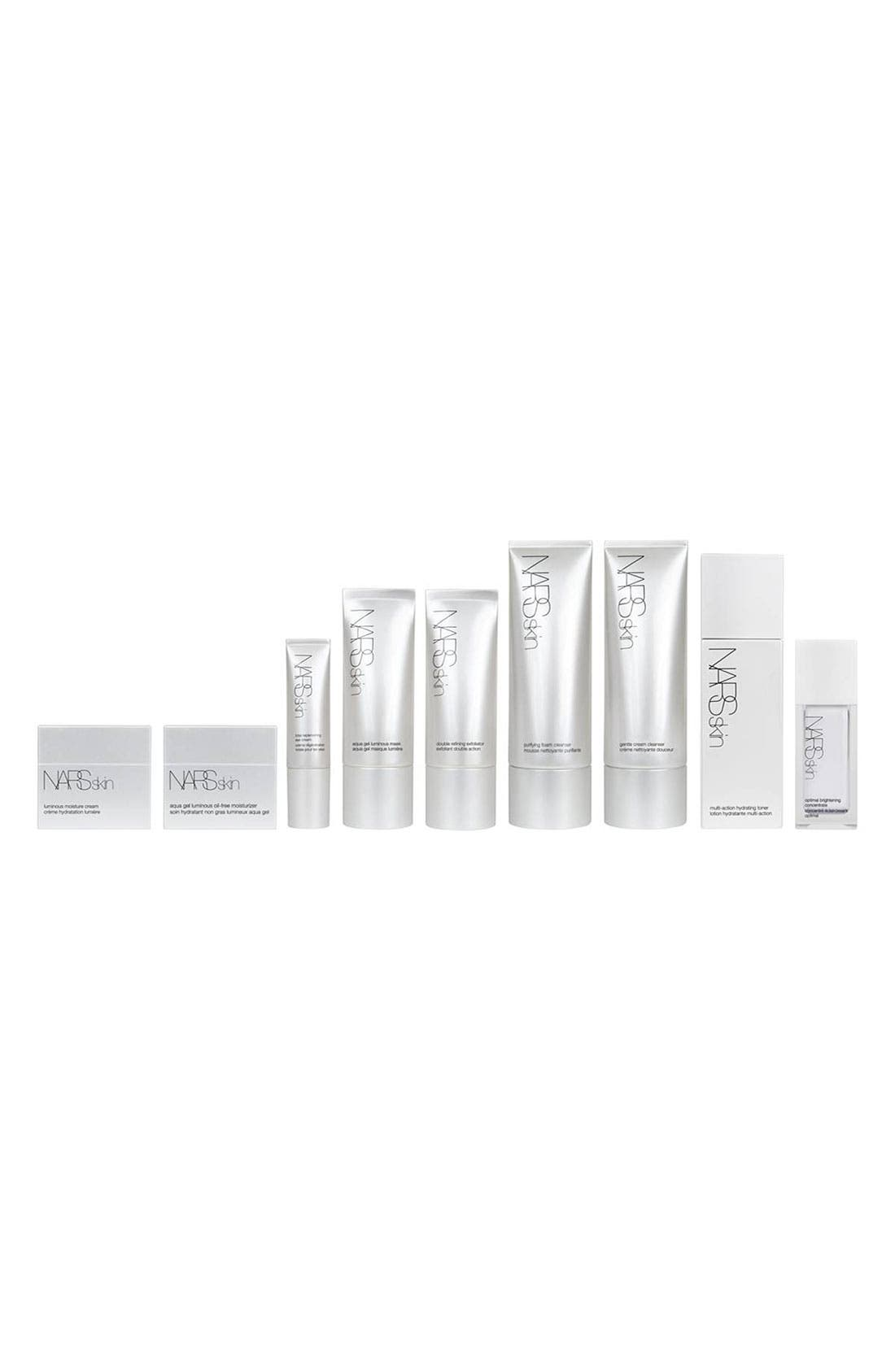 Skin Total Replenishing Eye Cream, Main, color, 000