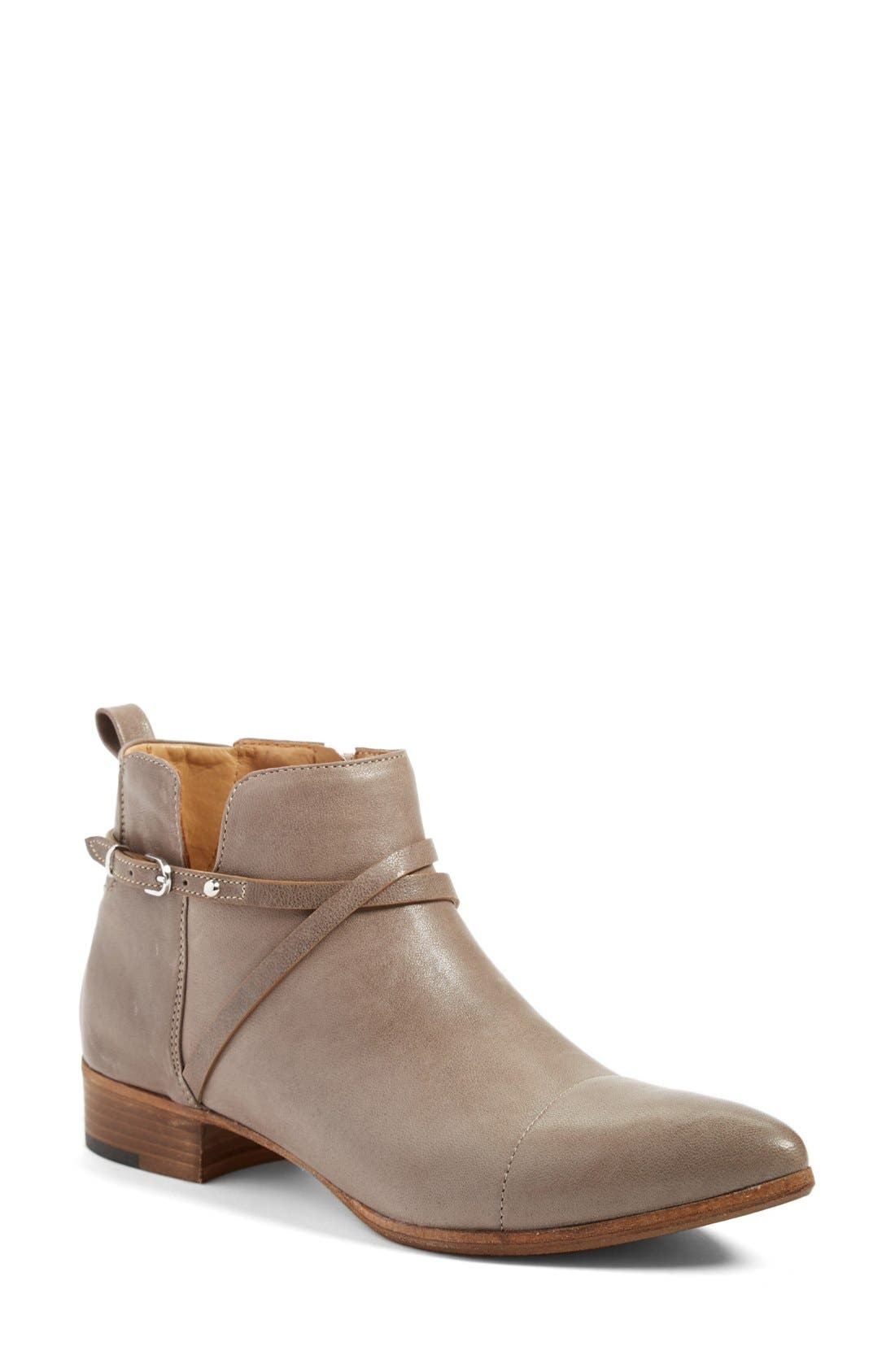 'Mea' Ankle Boot,                             Main thumbnail 4, color,