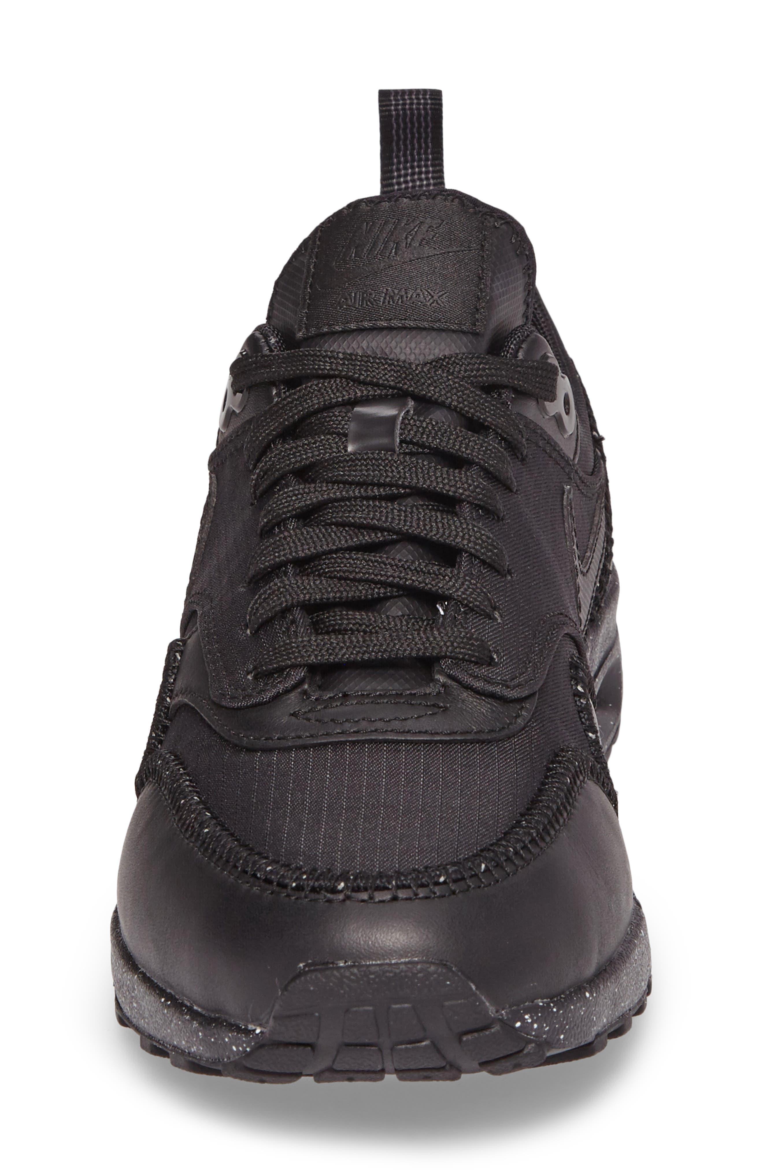Air Max 1 Ultra 2.0 SI Sneaker,                             Alternate thumbnail 4, color,                             002
