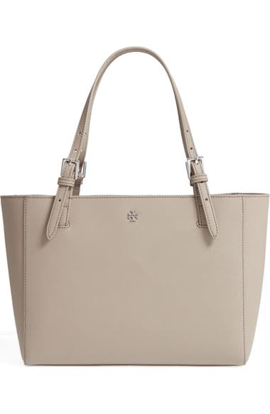 bfc827cd6ea Tory Burch  Small York  Saffiano Leather Buckle Tote