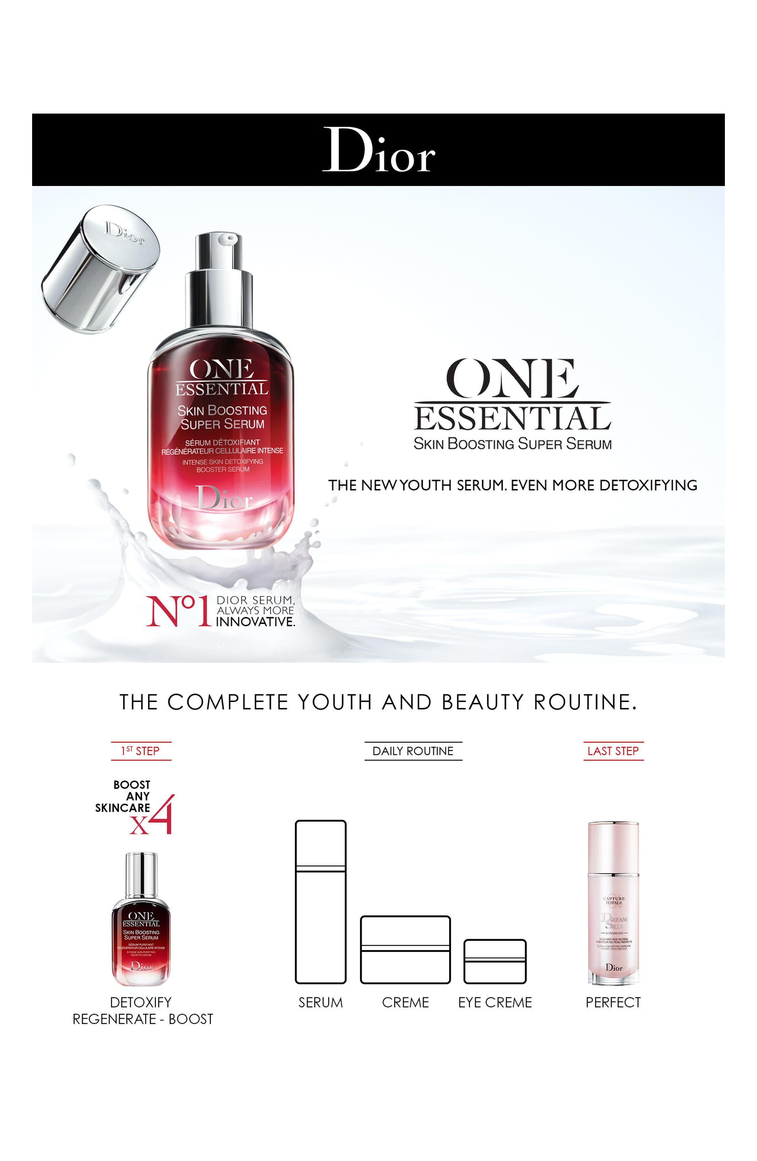 One Essential Skin Boosting Super Serum,                             Alternate thumbnail 2, color,                             NO COLOR