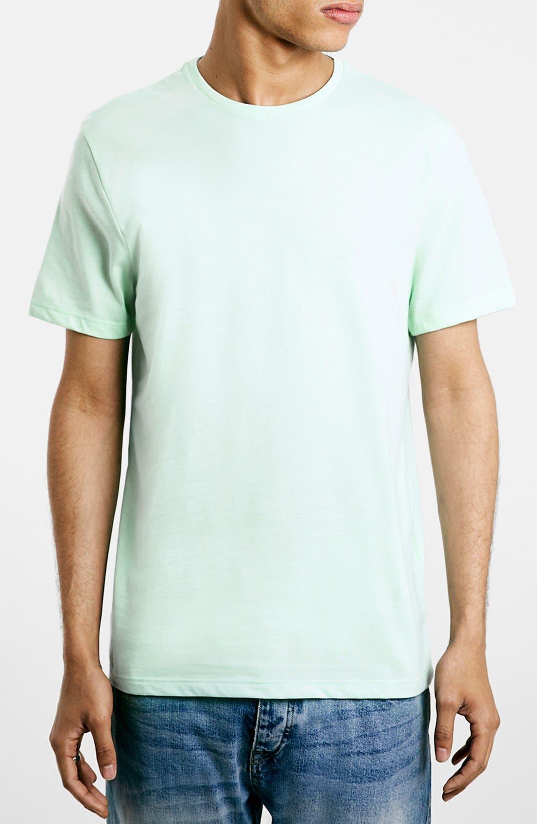 Slim Fit Crewneck T-Shirt,                             Main thumbnail 52, color,
