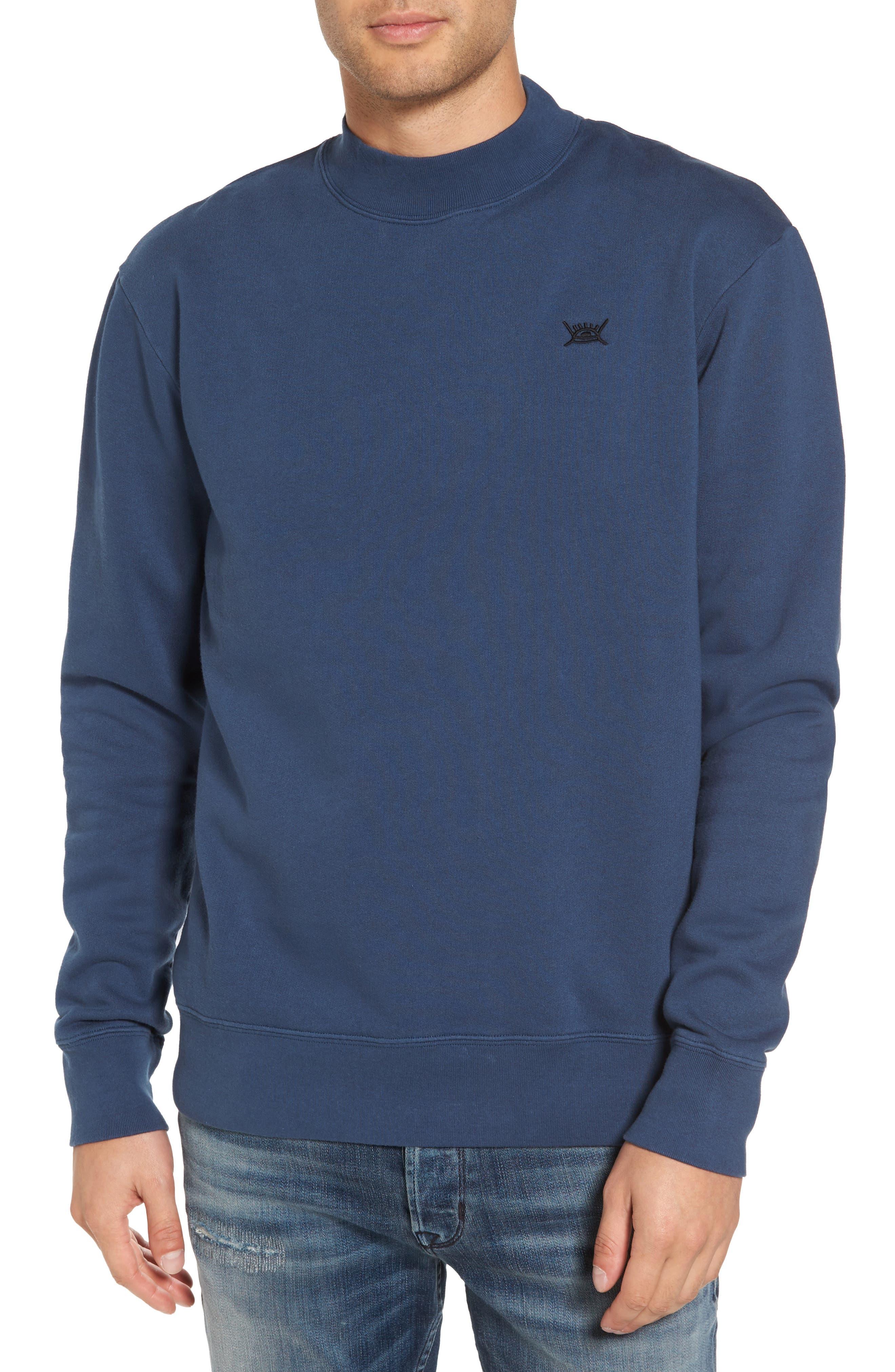Steve Fleece Sweatshirt,                         Main,                         color, 479