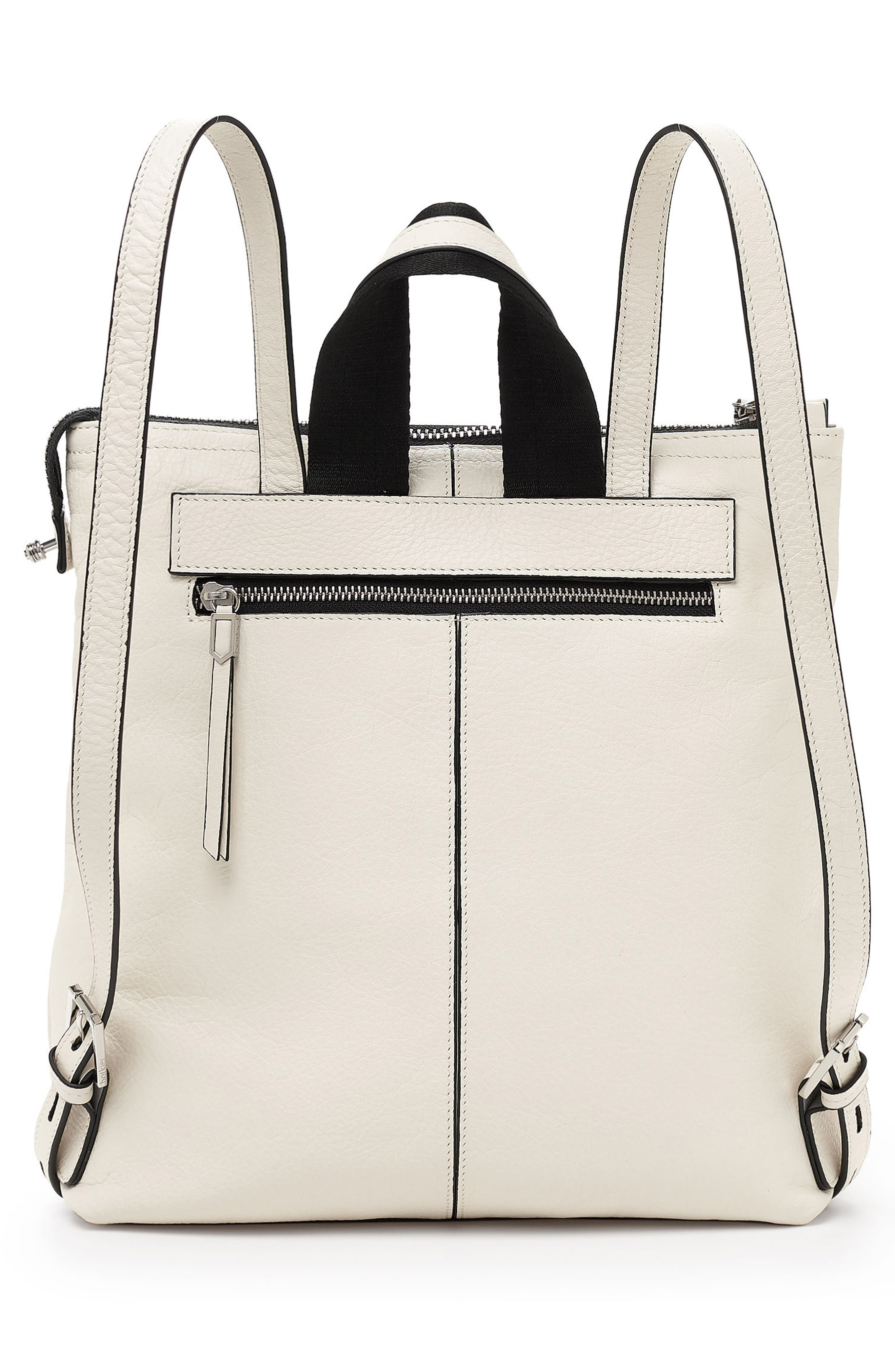 Noho Leather Backpack,                             Alternate thumbnail 2, color,                             CREAM